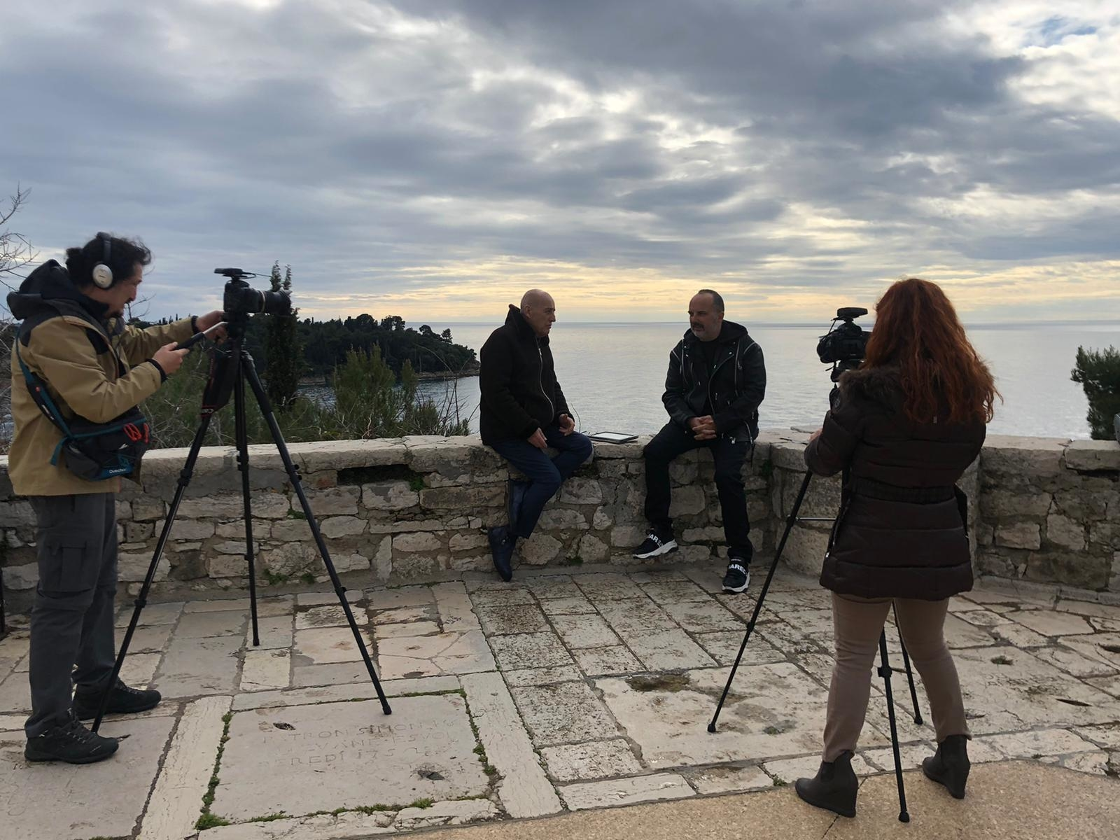 Snimanje filma o Tonyju Cetinskom / Foto Denis Dujak