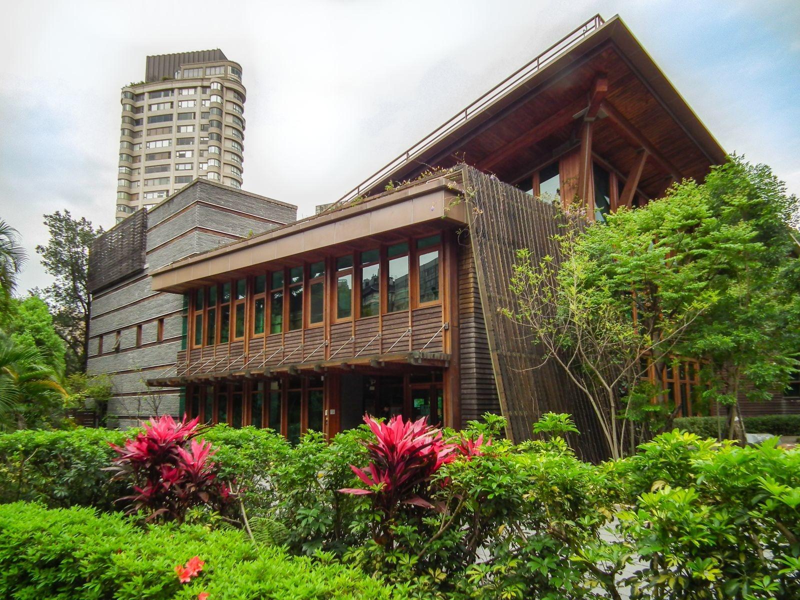 Ekološka knjižnica u Taipeiju