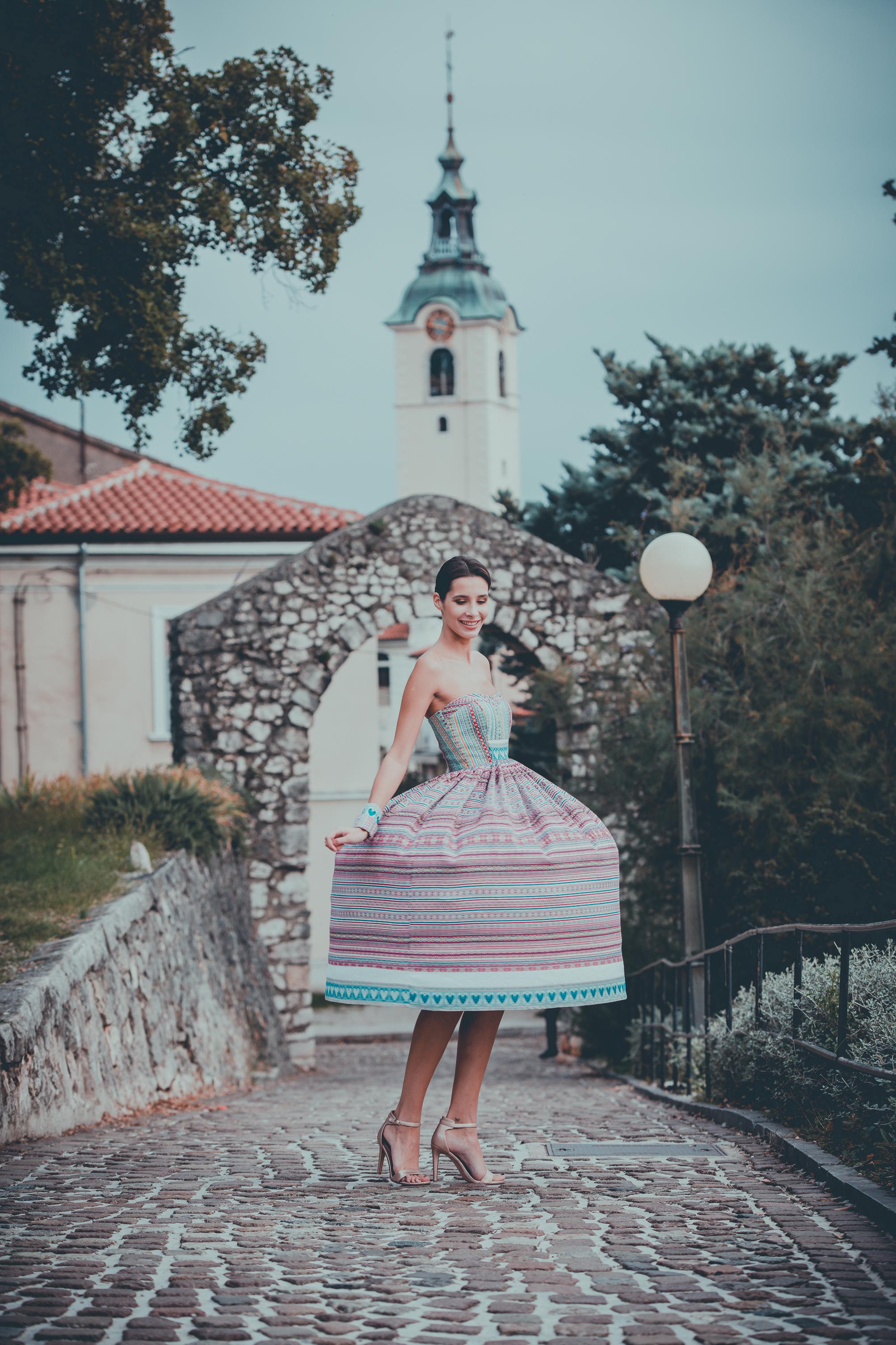 Katarina Mamić / Foto Boris Mataković/privatni album
