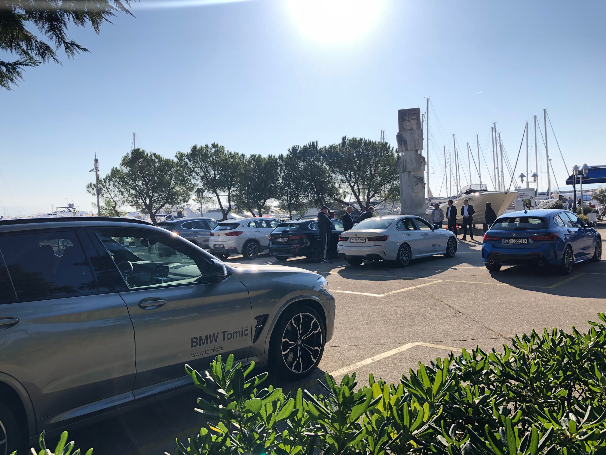 BMW Roadshow u ACI marini Opatija