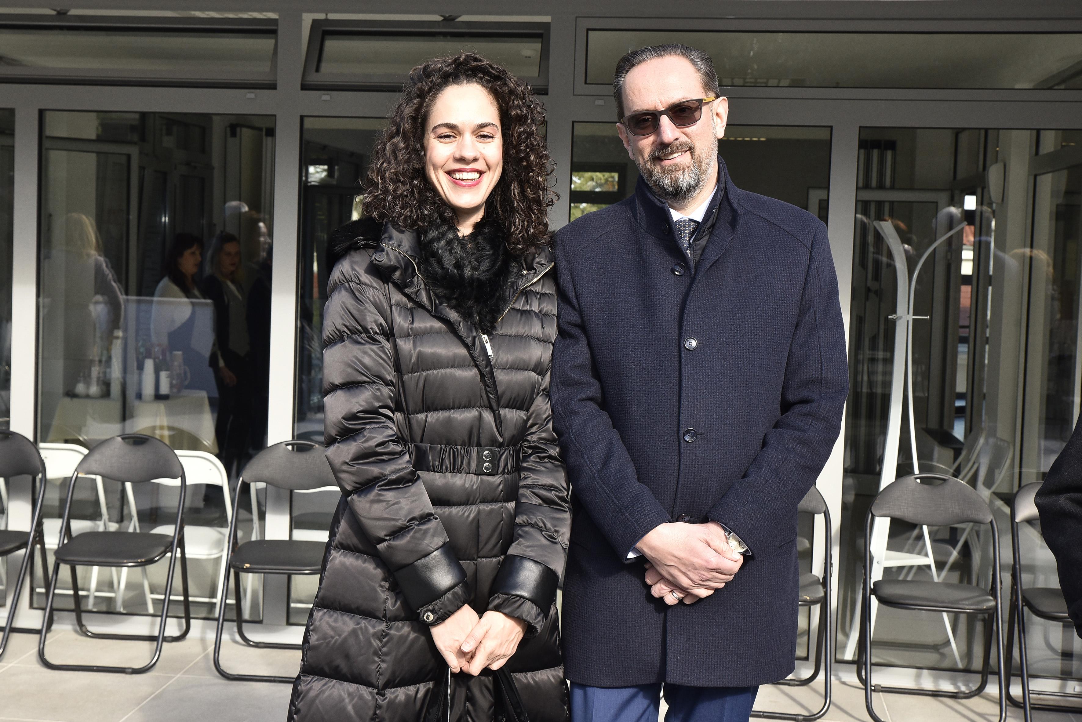 Ana Kučić i Kristijan Jurjako, snimio Walter SALKOVIĆ