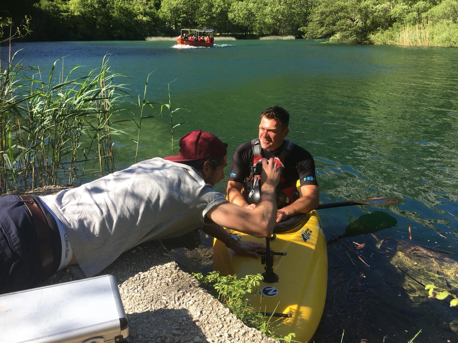 BBC promovira hrvatski turizam, Foto HTZ