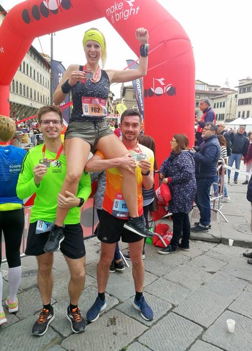 Ivana Kinkela, Peranić i Ivekić, Foto Torpedo Runners