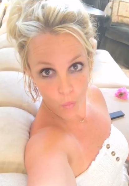 FOTO/Britney Spears Instagram