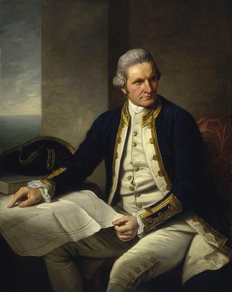FOTO/James Cook, Wikipedia