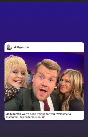 FOTO/Jennifer Aniston, Instagram