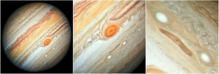FOTO/(NASA, ESA, A. Simon/GSFC, and M.H. Wong/UC Berkeley)