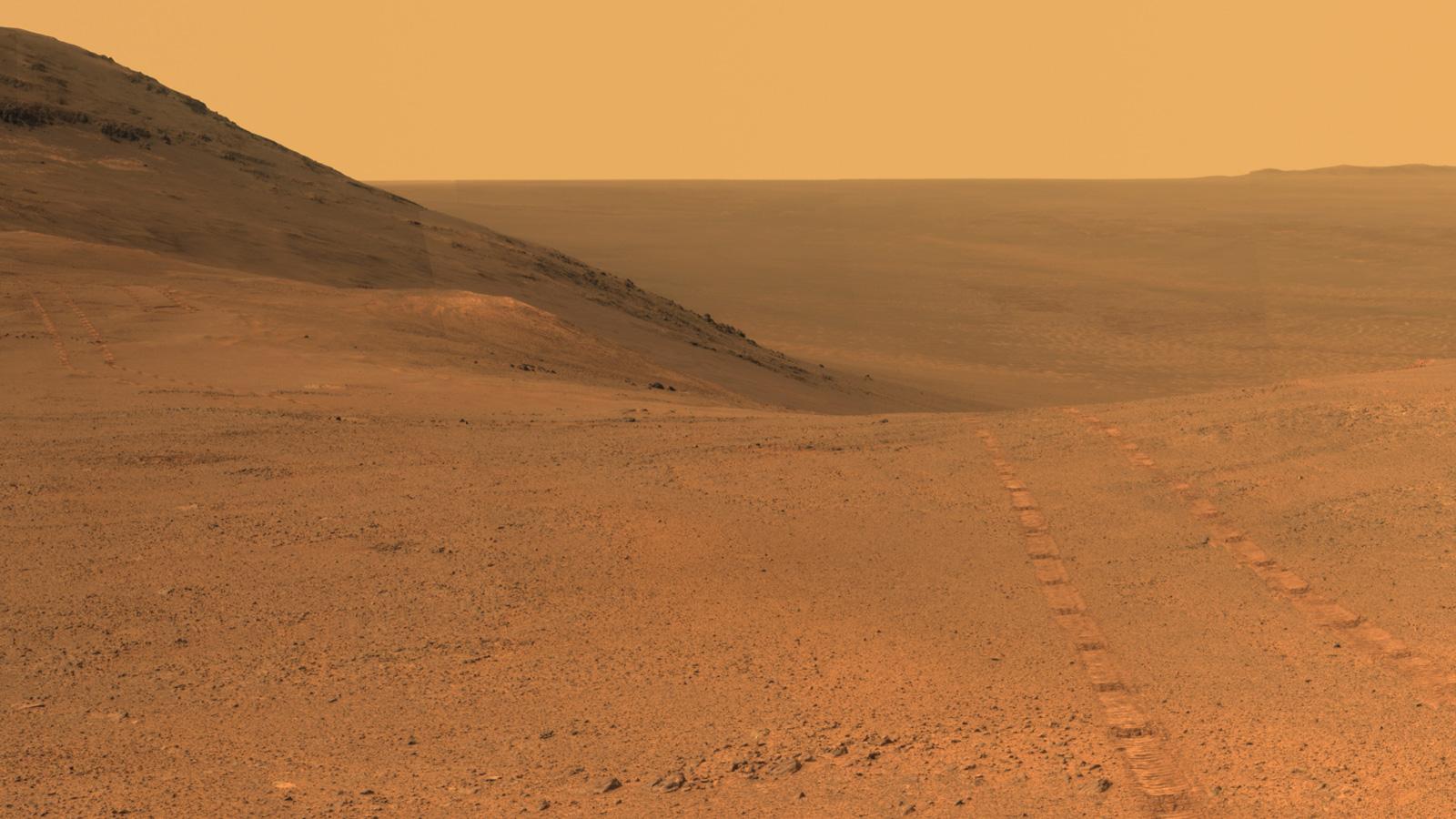 FOTO/Opportunity Rover, Mars, NASA