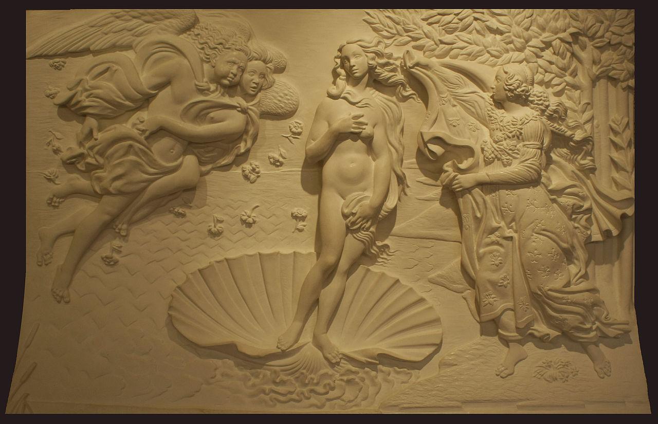 FOTO/Rođenje Venere, Wikimedia Commons