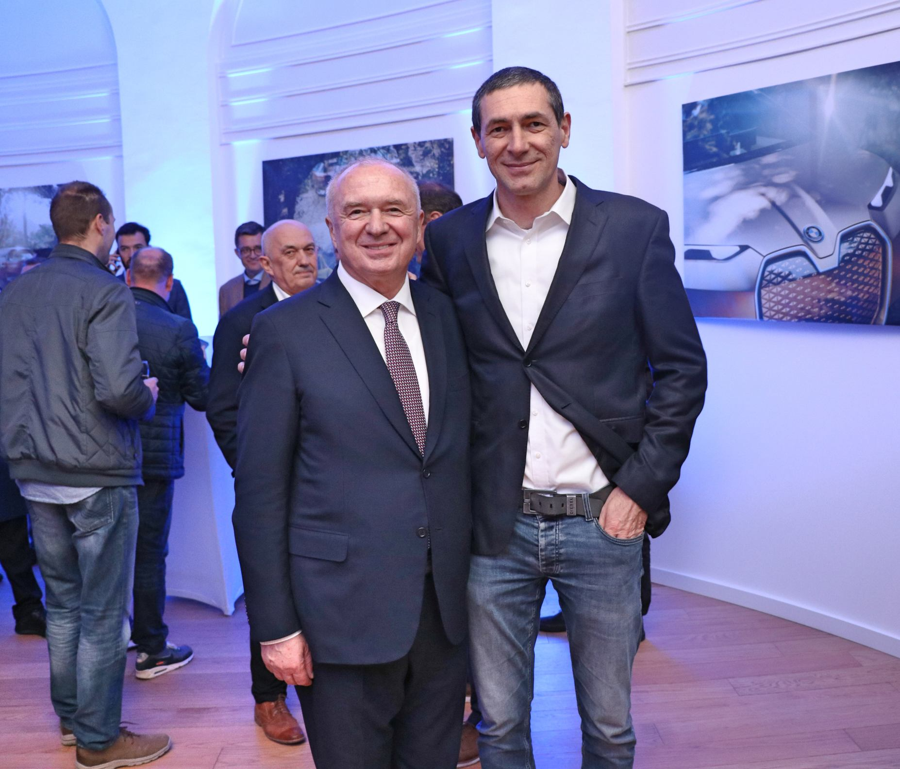 Franjo Tomić i Ante Kotromanović