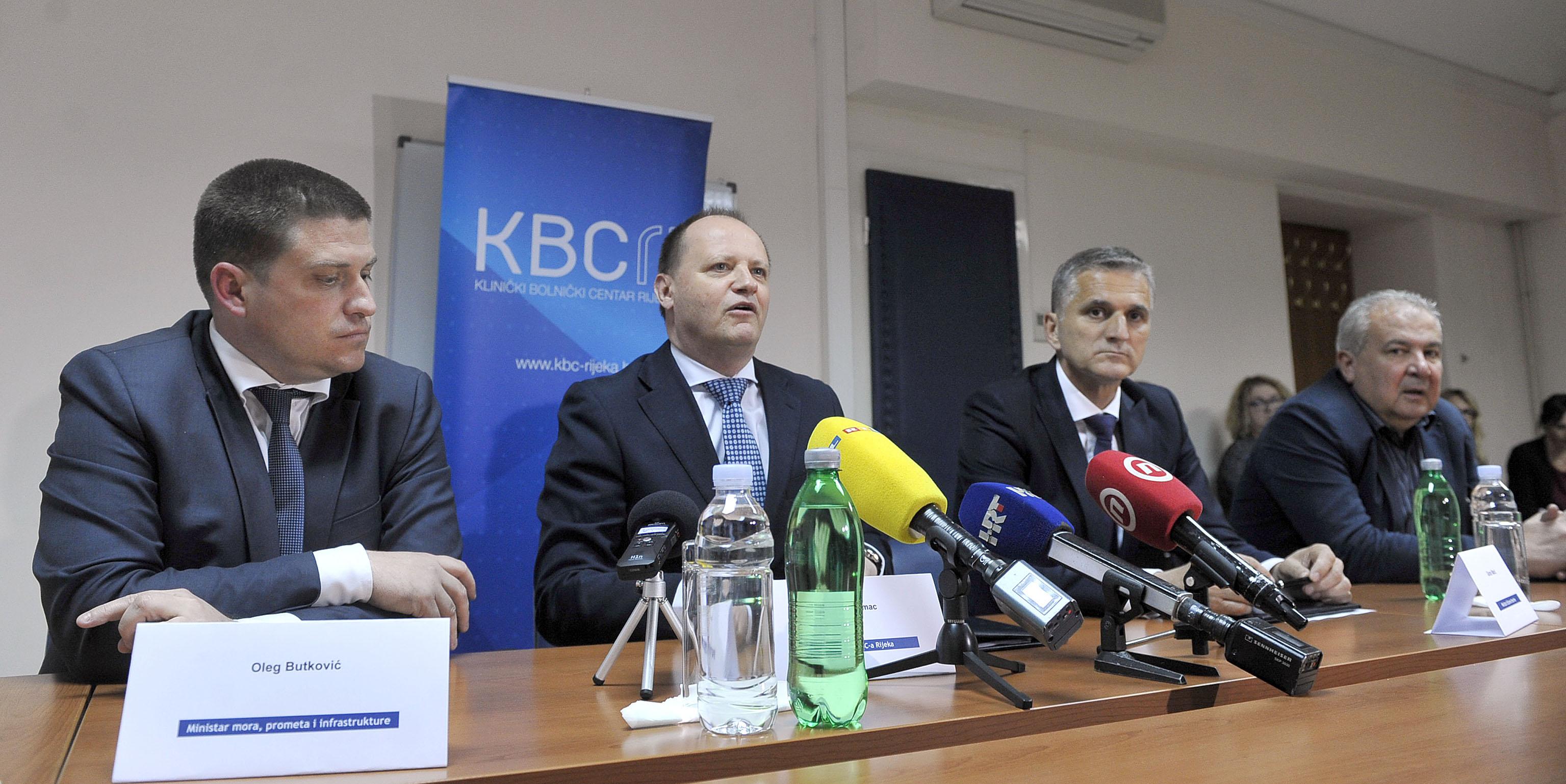 Oleg Butković, Davor Štimac, Goran Marić i Nikola Ivaniš, snimio Roni BRMALJ