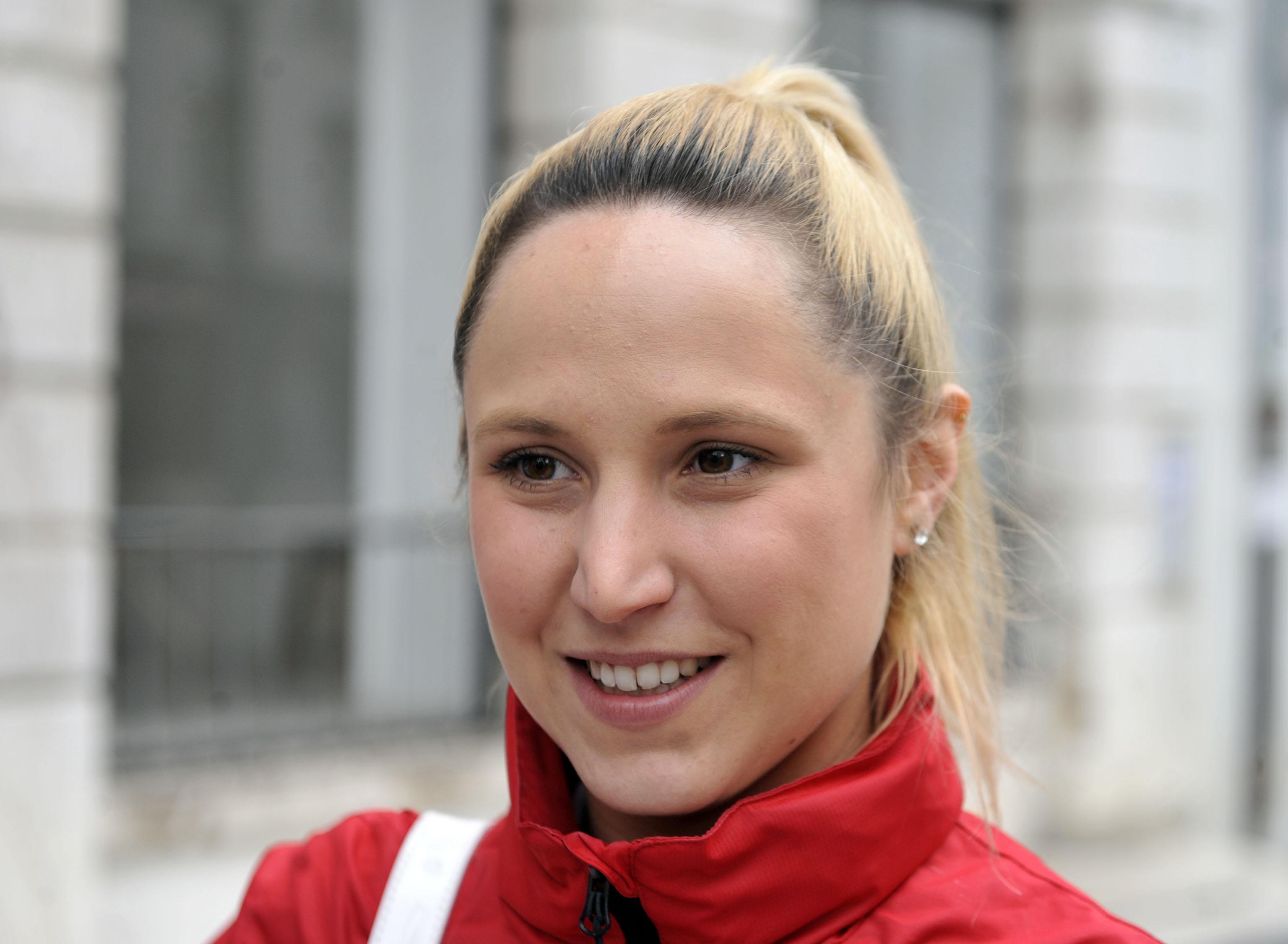 Patricia Depikolozvane Jakominić / Snimio Vedran KARUZA