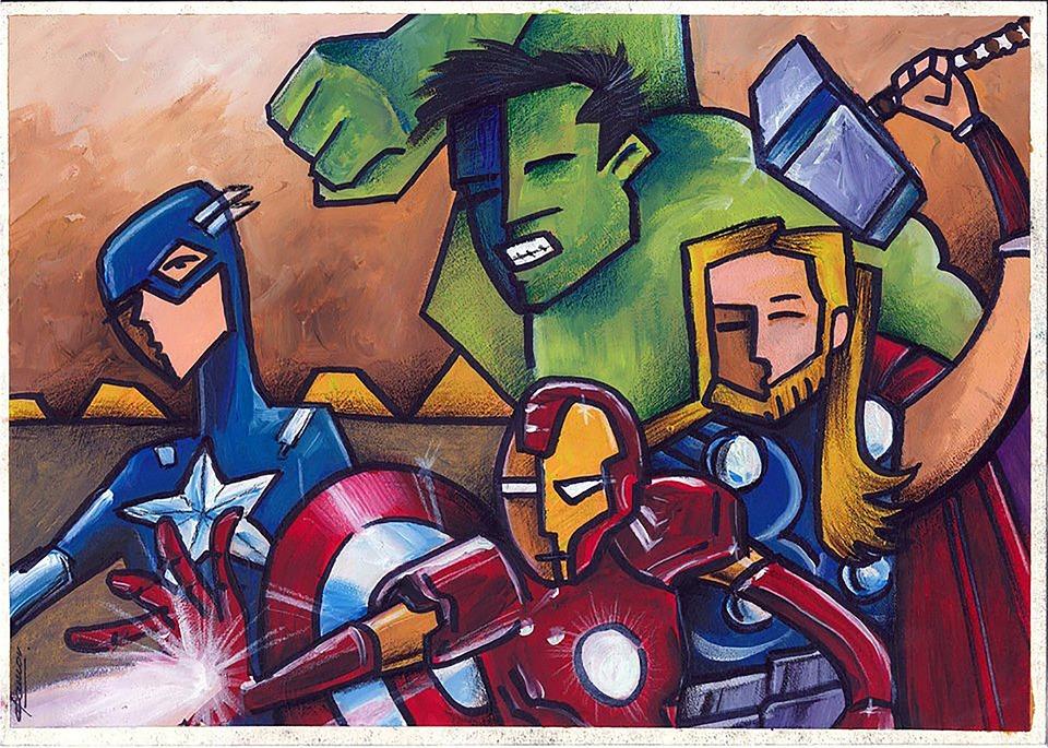 Avengers, Pixabay