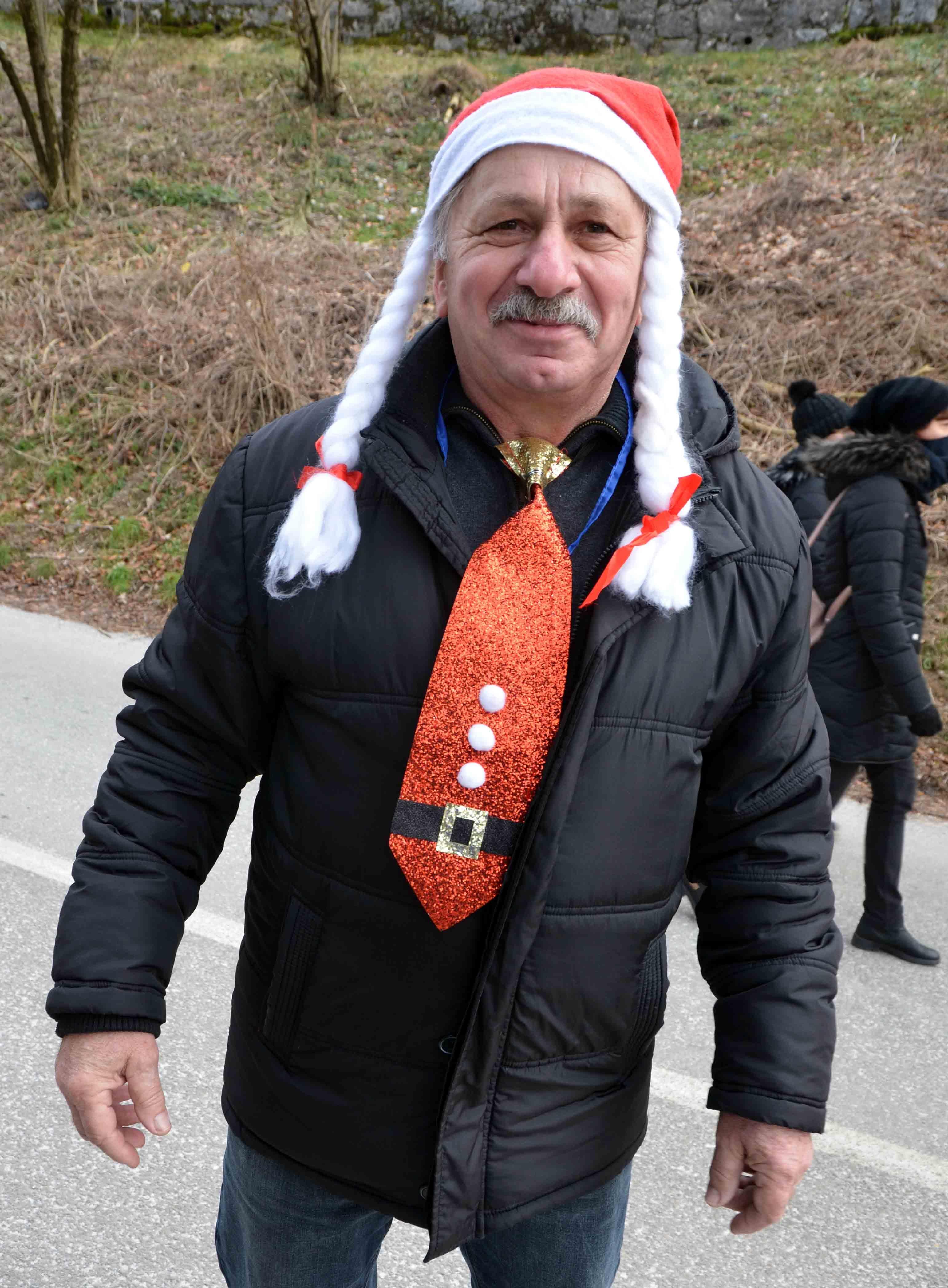 Josip Ružić zvan Đuza u Fužinama / Snimio Marinko KRMPOTIĆ