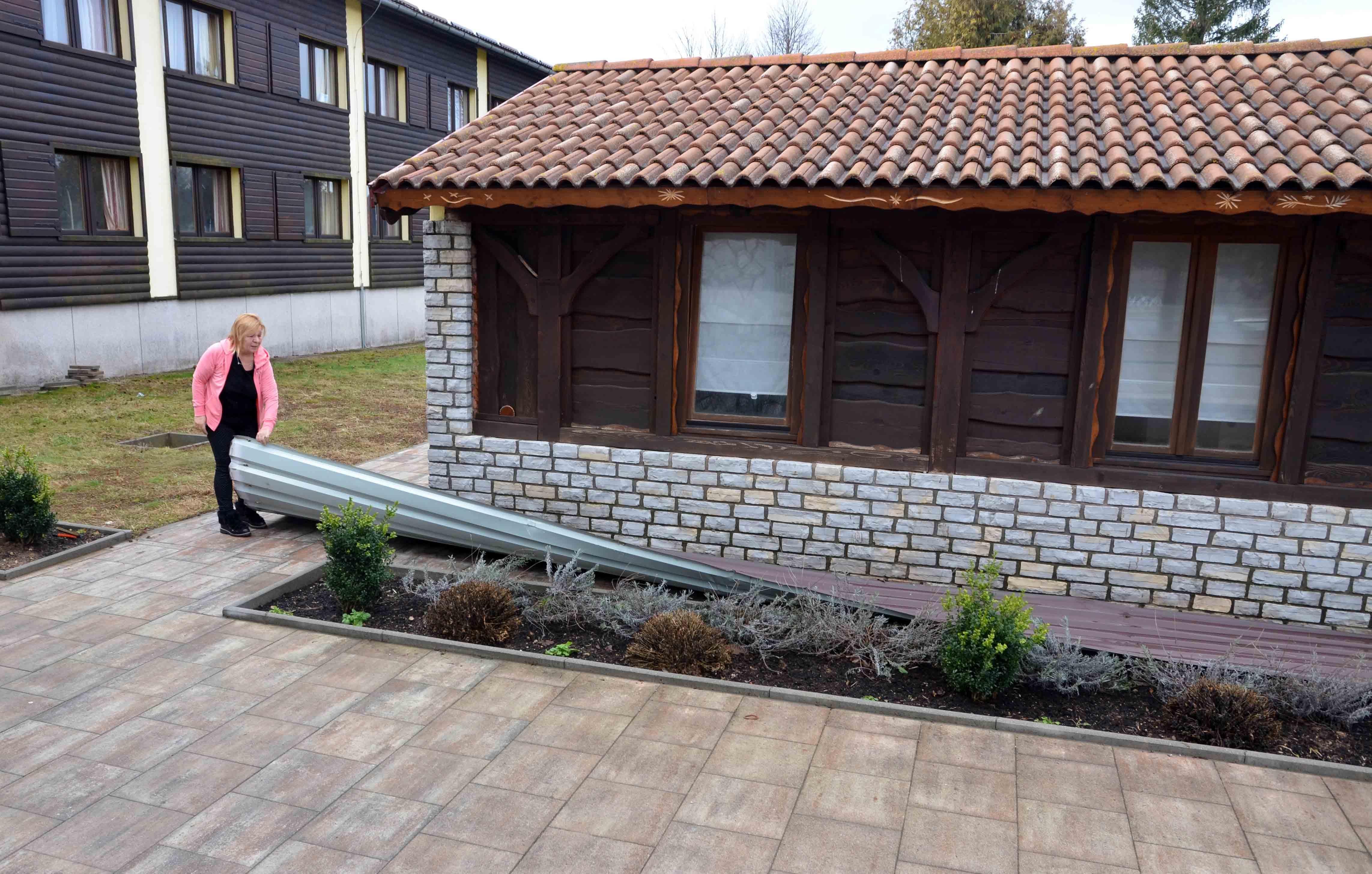 Domska vila Vinka, snimio Marinko KRMPOTIĆ