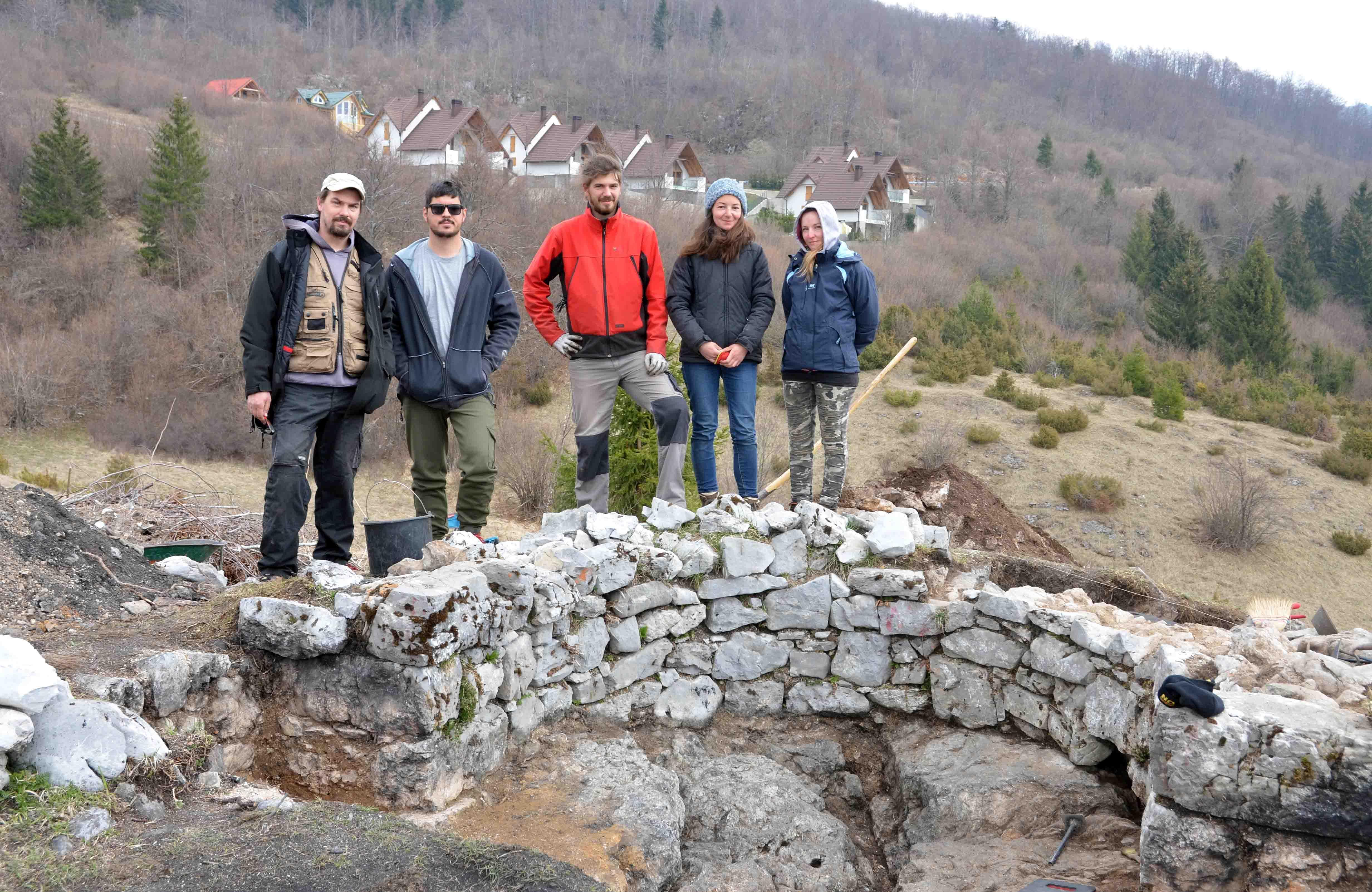 Andrej Janeš, Marko Banda, Ivan Klarić, Nina Radinović i Jasna Ujčić Grudenić / Snimio Marinko KRMPOTIĆ