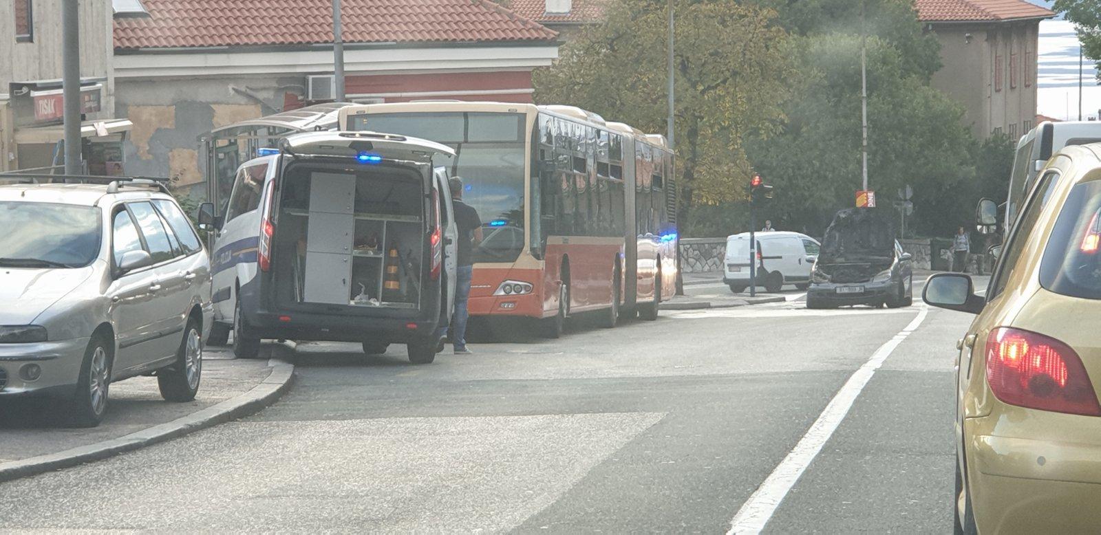 Prometna nesreća na Krimeji