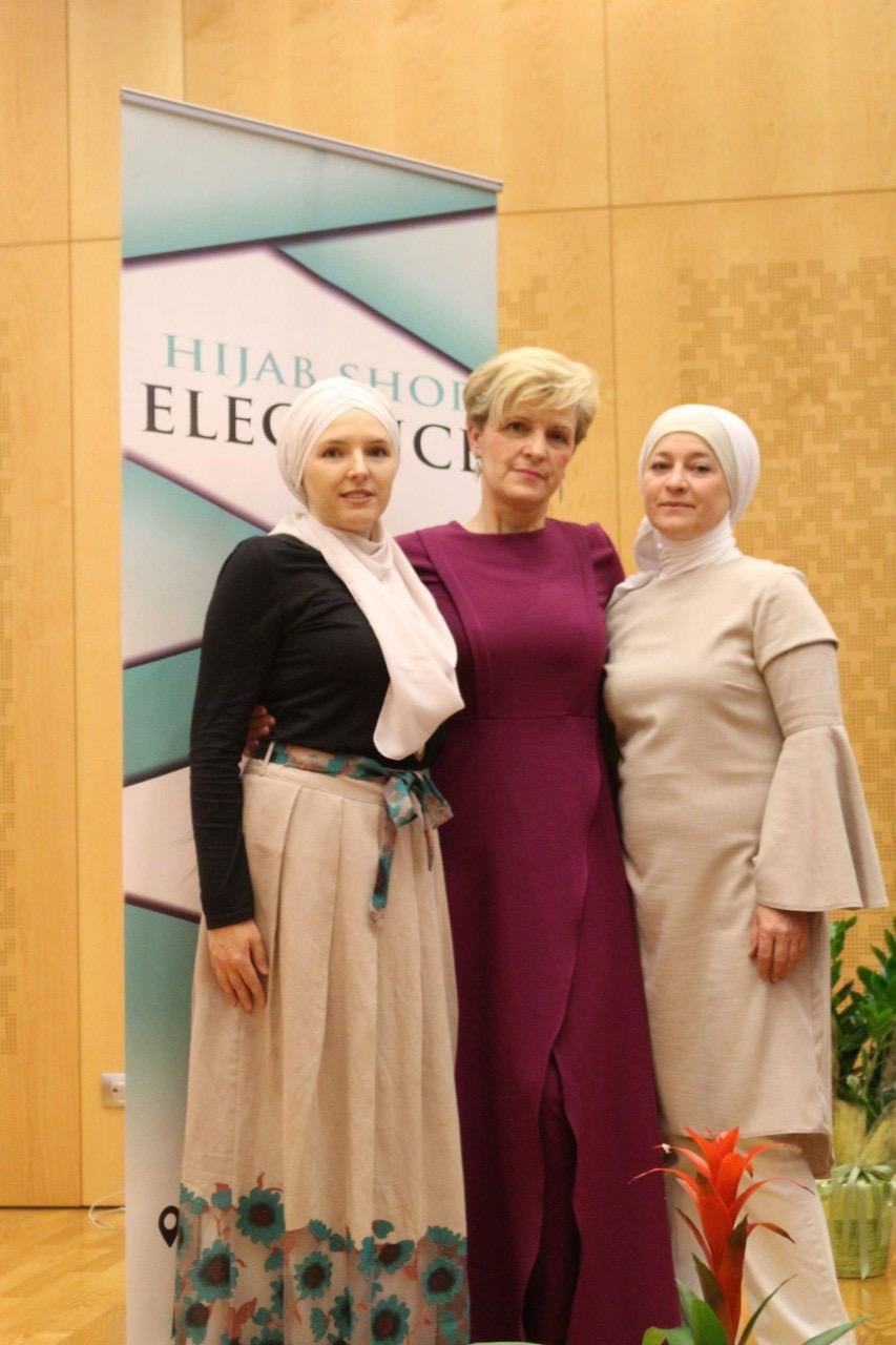 Modna revija u Islamskom centru Rijeka
