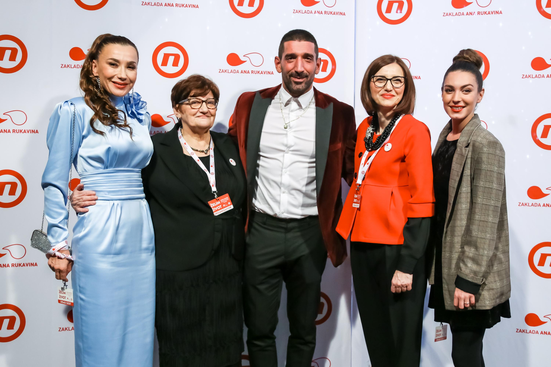 Humanitarna akcija Želim život u organizaciji Zaklade Ana Rukavina i Nove TV / Foto Nova TV