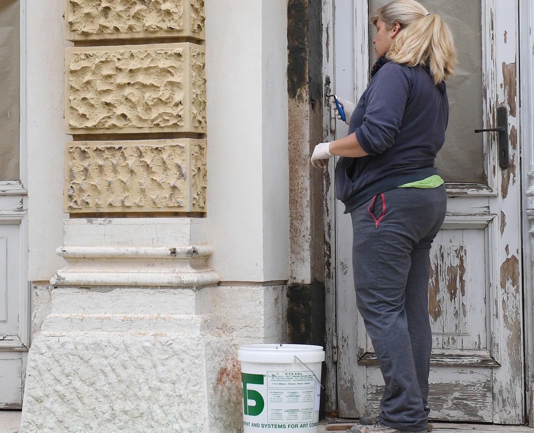 Već se polako počelo popravljati / Foto Ivica TOMIĆ