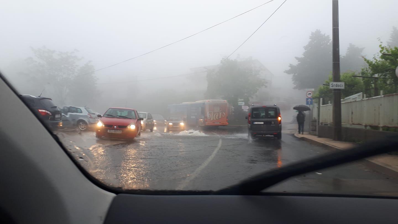 Foto Problemi u prometu - Rijeka i okolica / Facebook / M.A.