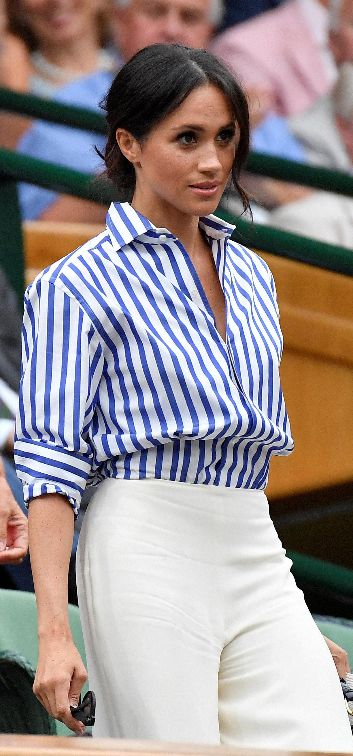 Meghan Markle - Casual za Wimbledon / Foto Reuters