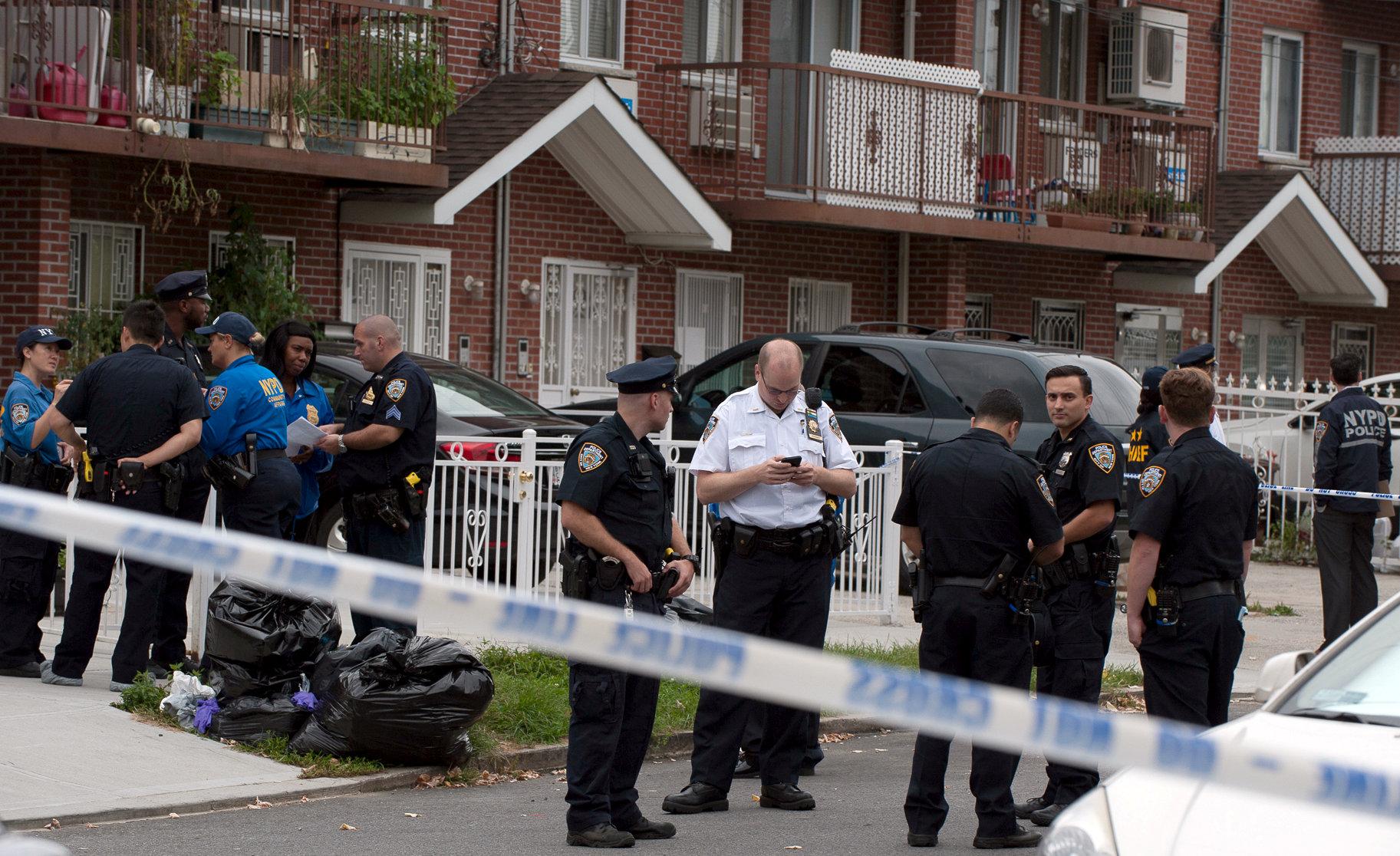 New York, dječji vrtić, napad u vrtiću, Foto Reuters