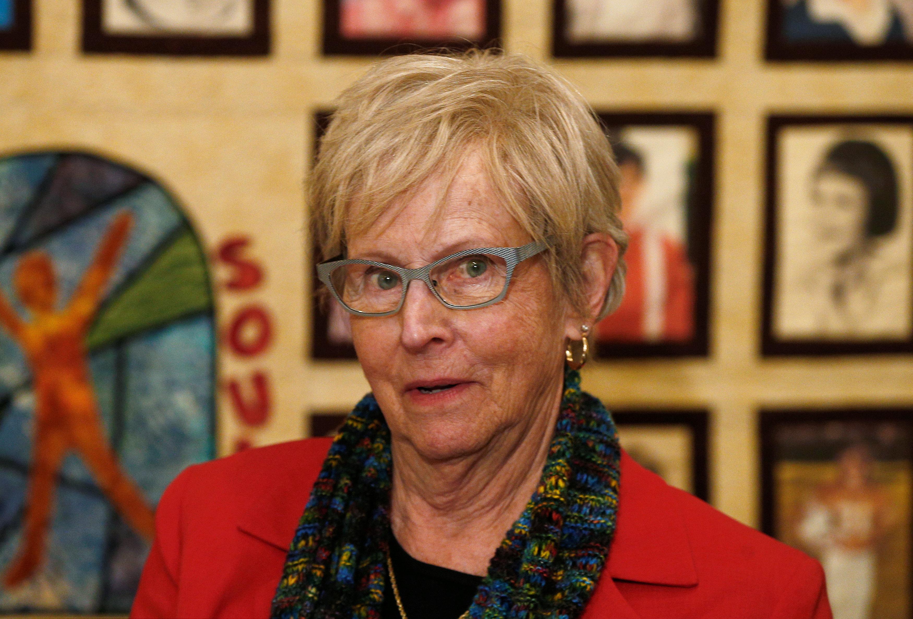Mary Dispenza, žrtva pedofilije u Katoličkoj crkvi, Foto Reuters