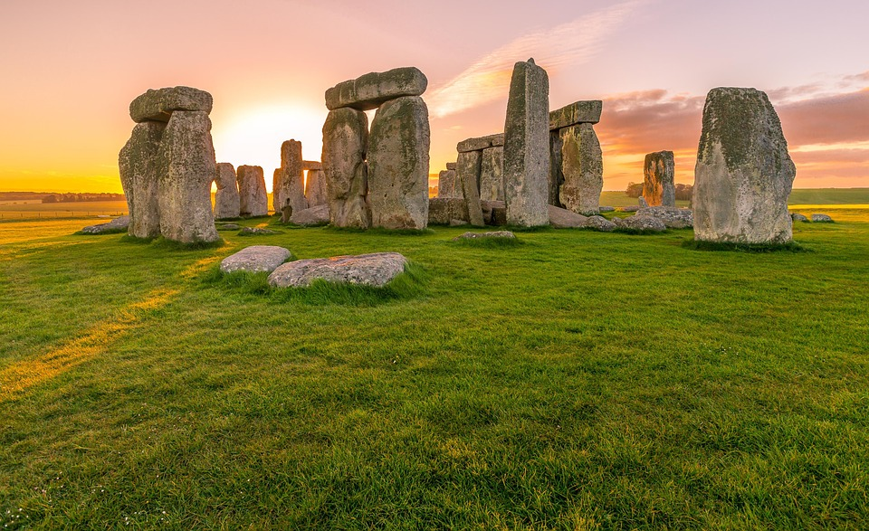 Pixabay/Stonehenge