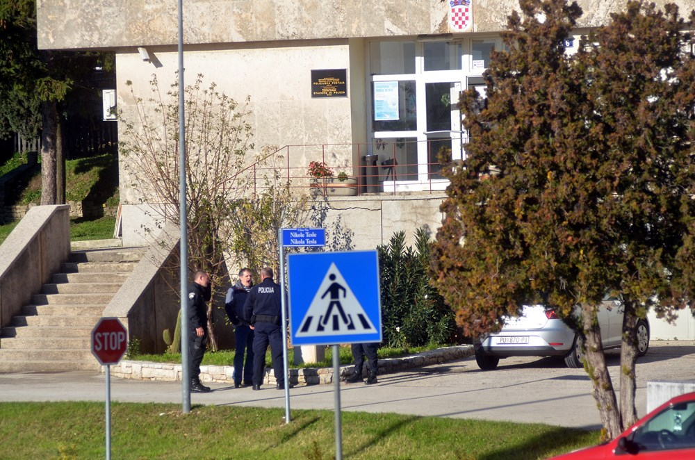 Policijska postaja Buje / Foto Glas Istre