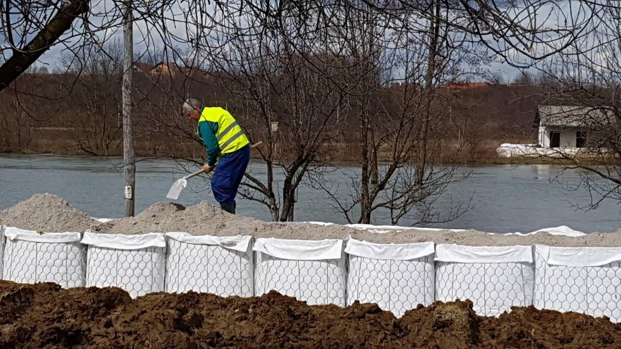 Boks-barijere korištene u Karlovcu vlastiti su proizvod Monterrae / Kristina STEDUL FABAC/PIXSELL
