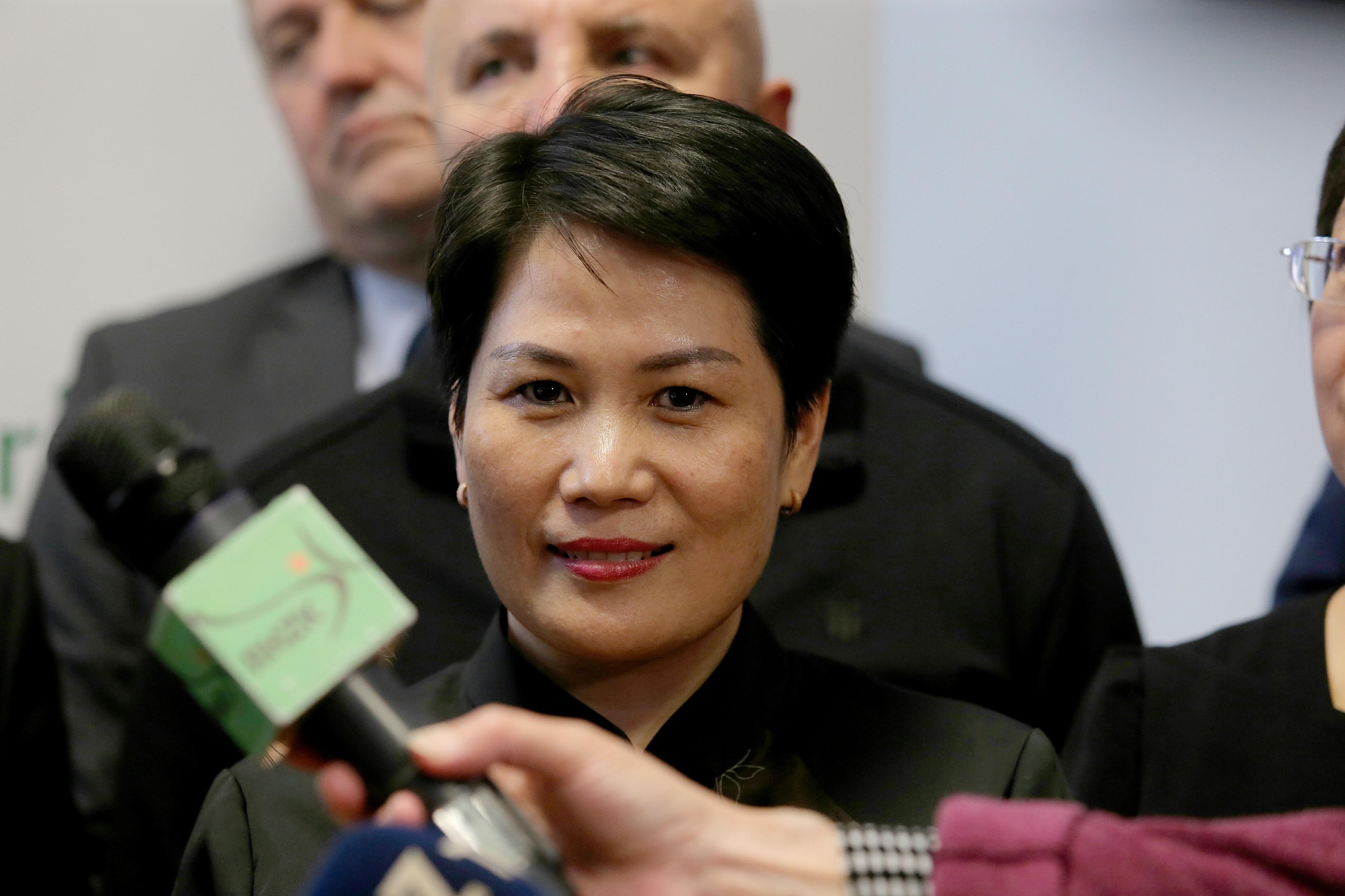 Jiang Yu, investitorica iz Kine / Foto Dalibor Urukalović / Pixsell