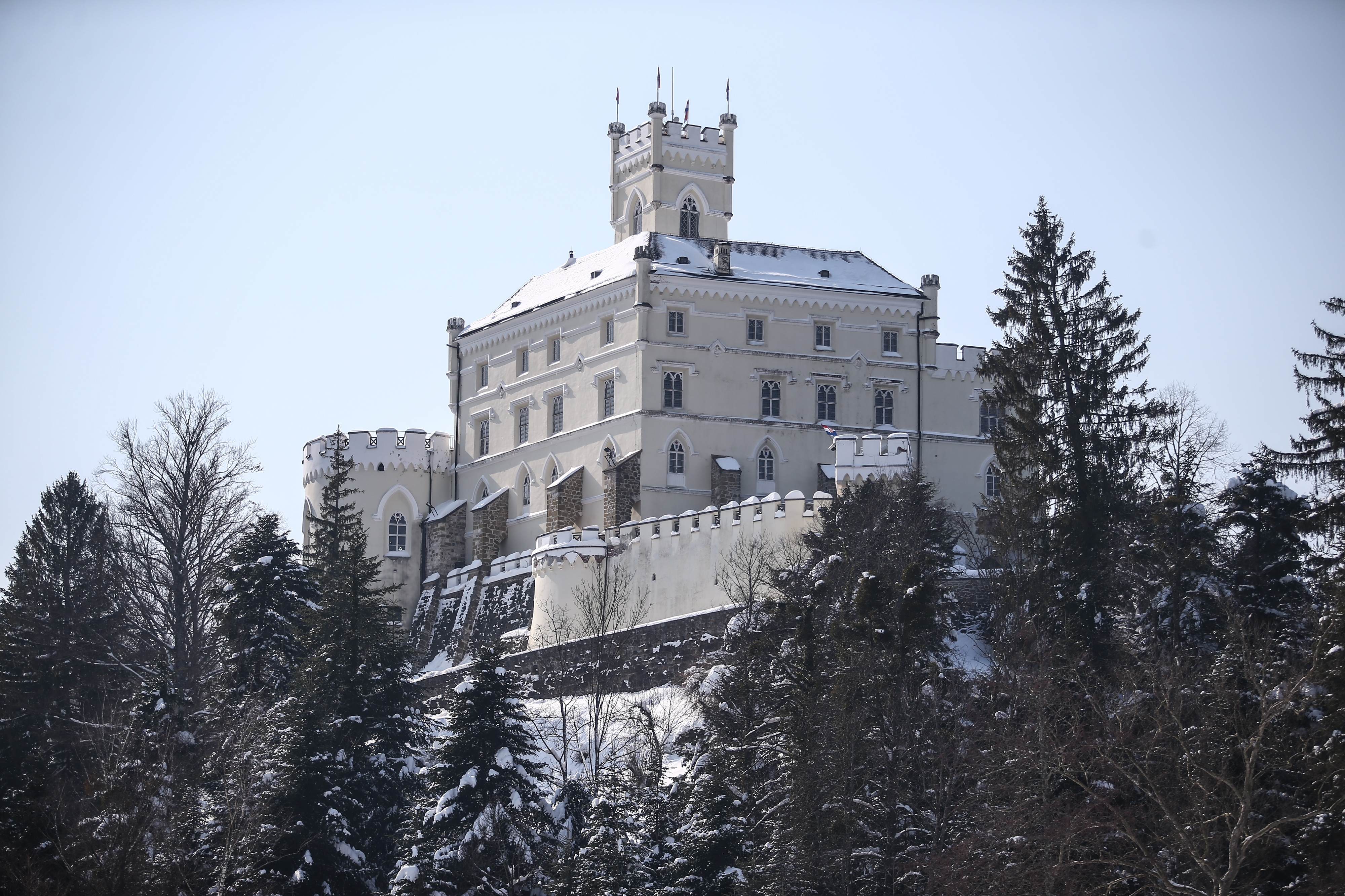 Dvorac Trakošćan / Foto Igor Soban/PIXSELL