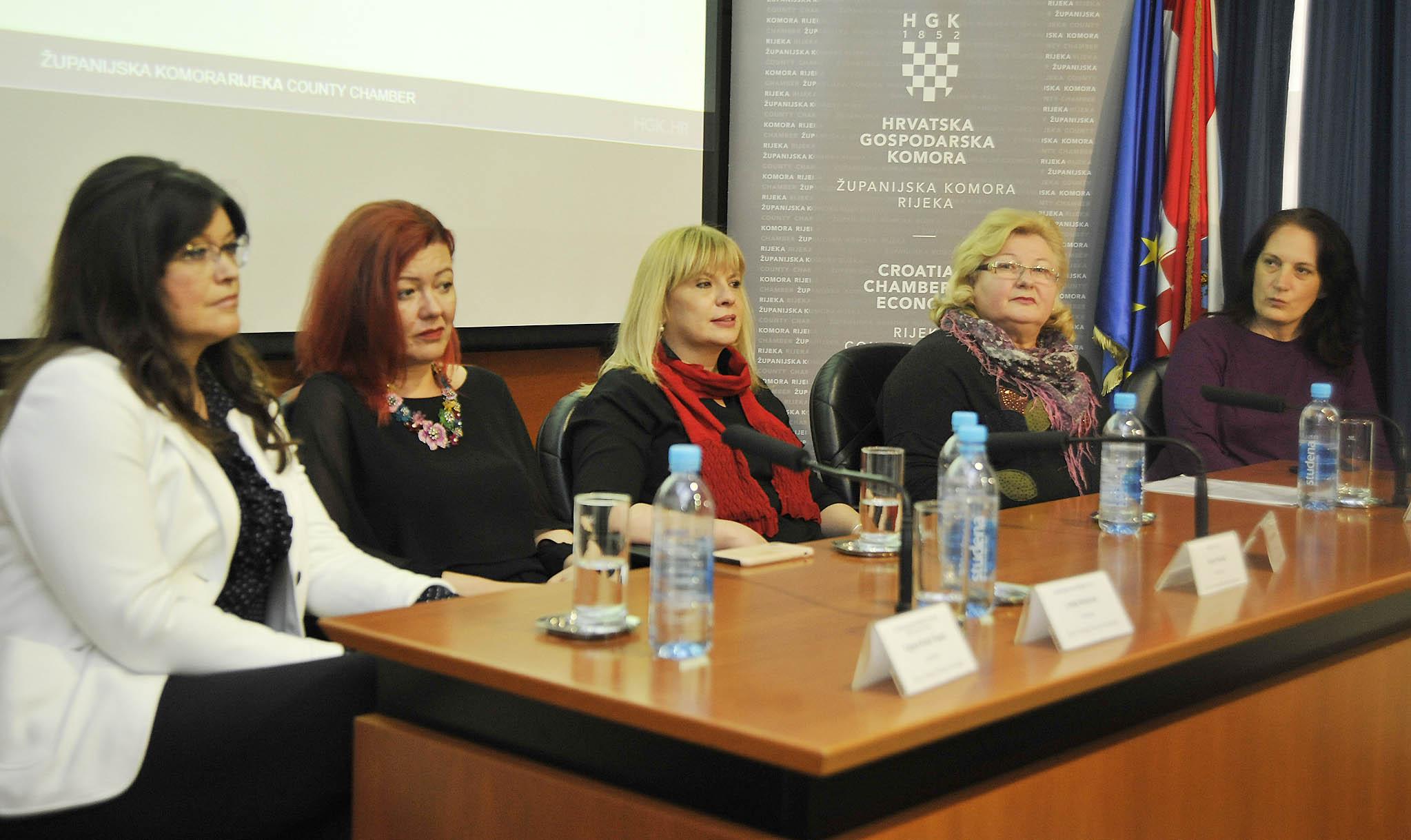 Susret poslovnih žena, HGK Rijeka, snimio Sergej DRECHSLER