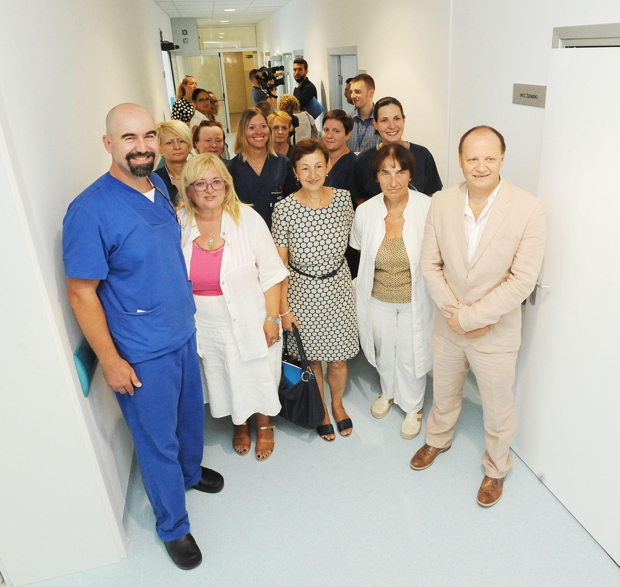 dnevne bolnice, KBC Rijeka, Rijeka