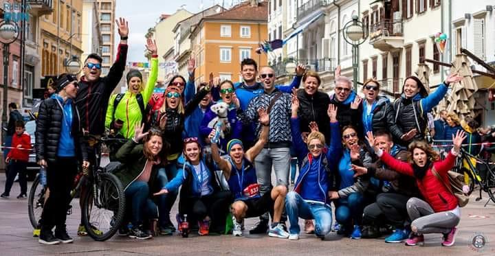 Homo si teć, Rijeka run, Foto Torpedo runners