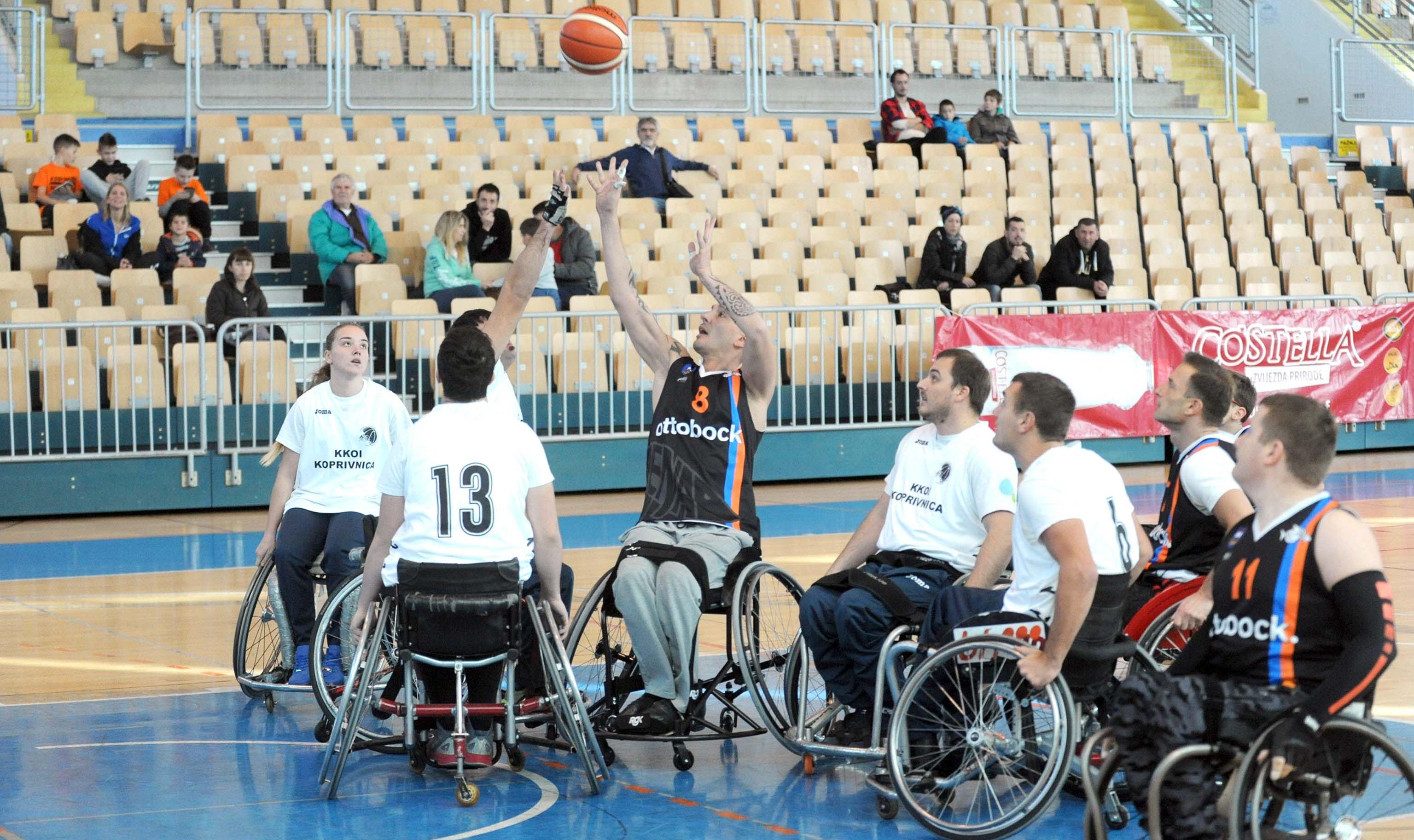 Igrač odluke - Ivan Milinović / Foto Vedran KARUZA