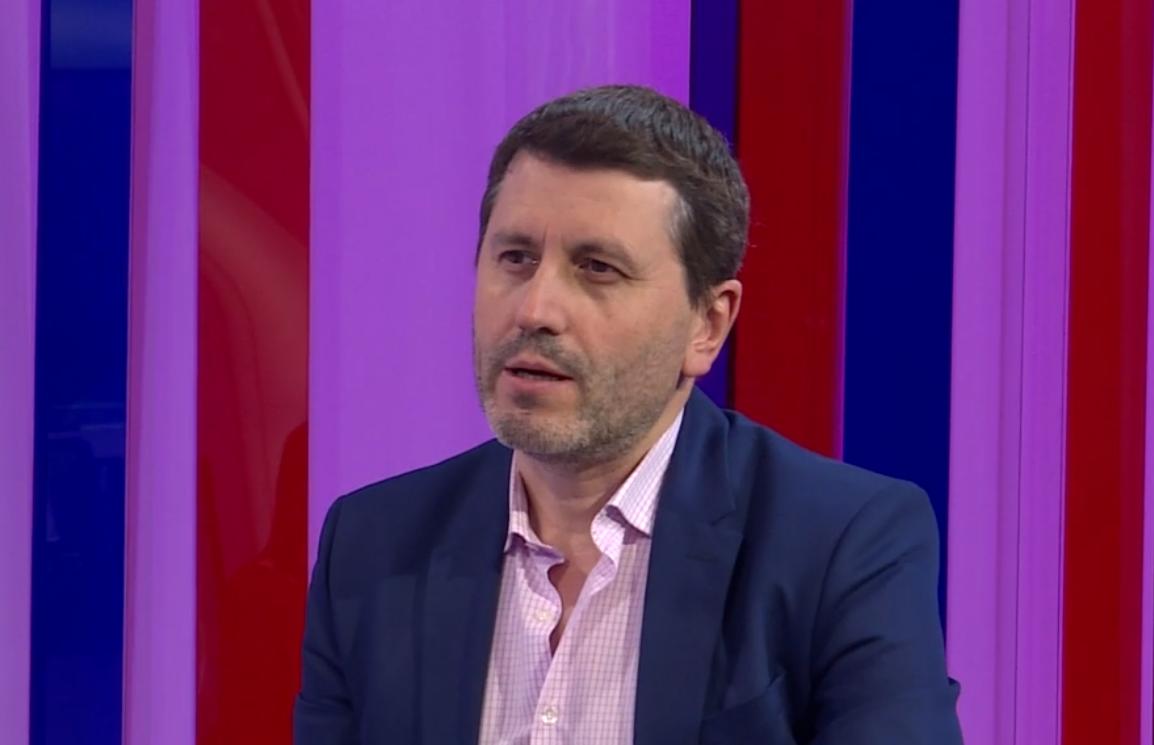 Frederic Martel / Screenshot Televizija N1