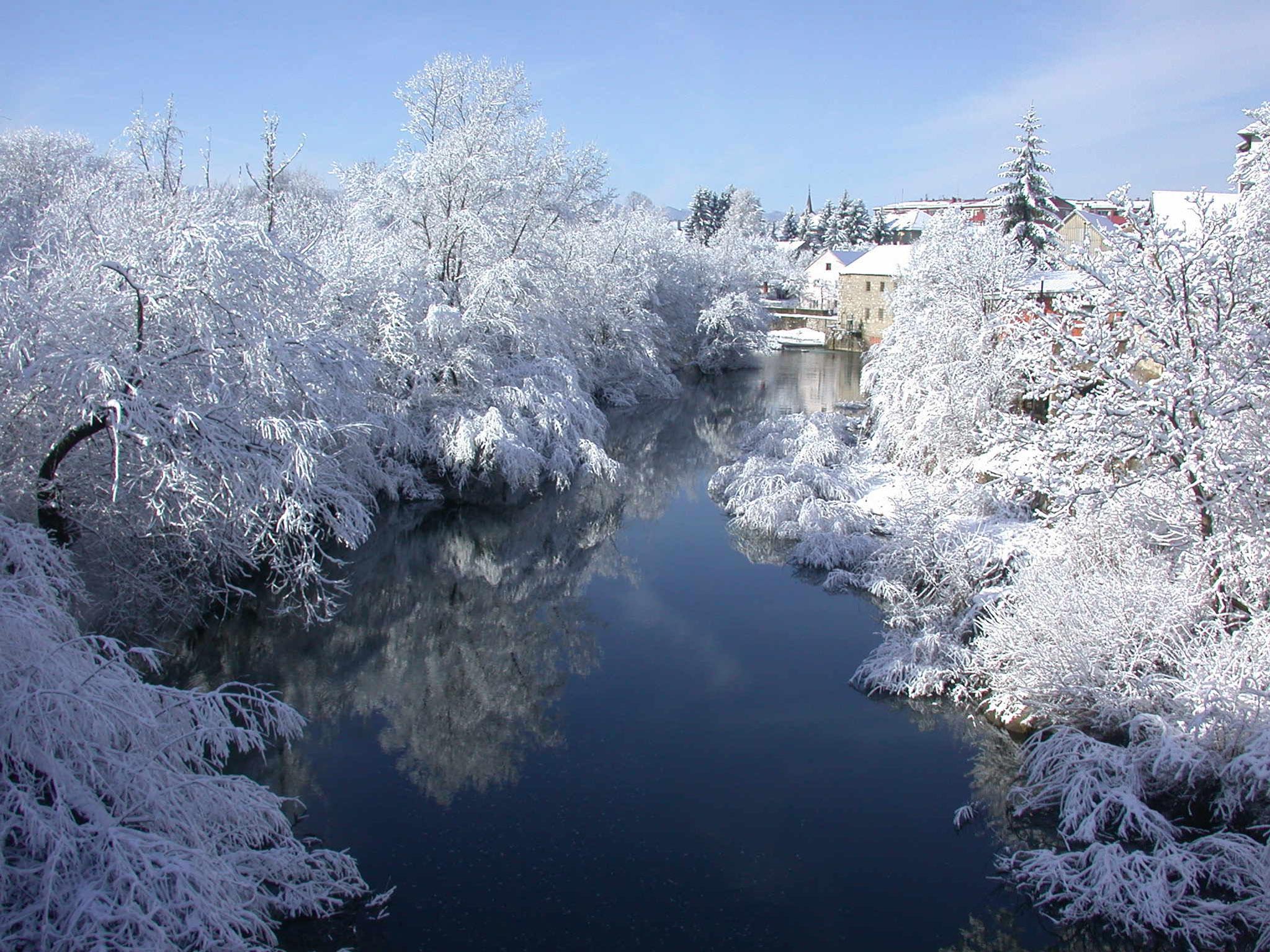 Snijeg u Lici, Foto B. SMOJVER