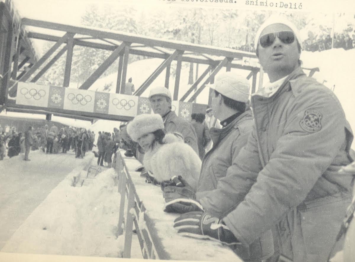 Olimpijada u Sarajevu, ZOI, Foto Oslobođenje