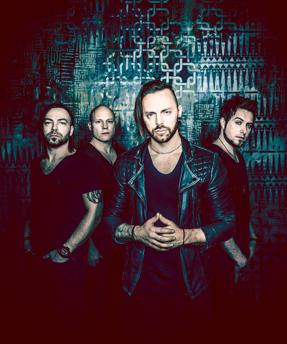 Bullet for my Valentine, metal grupa,