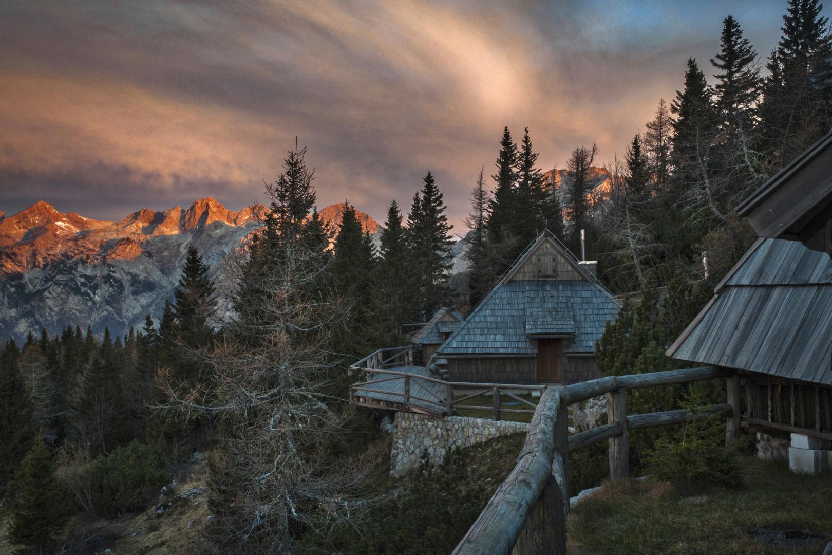 Velika planina, foto Dejan MIJOVIĆ / Zavod za turizem, šport in kulturo Kamnik