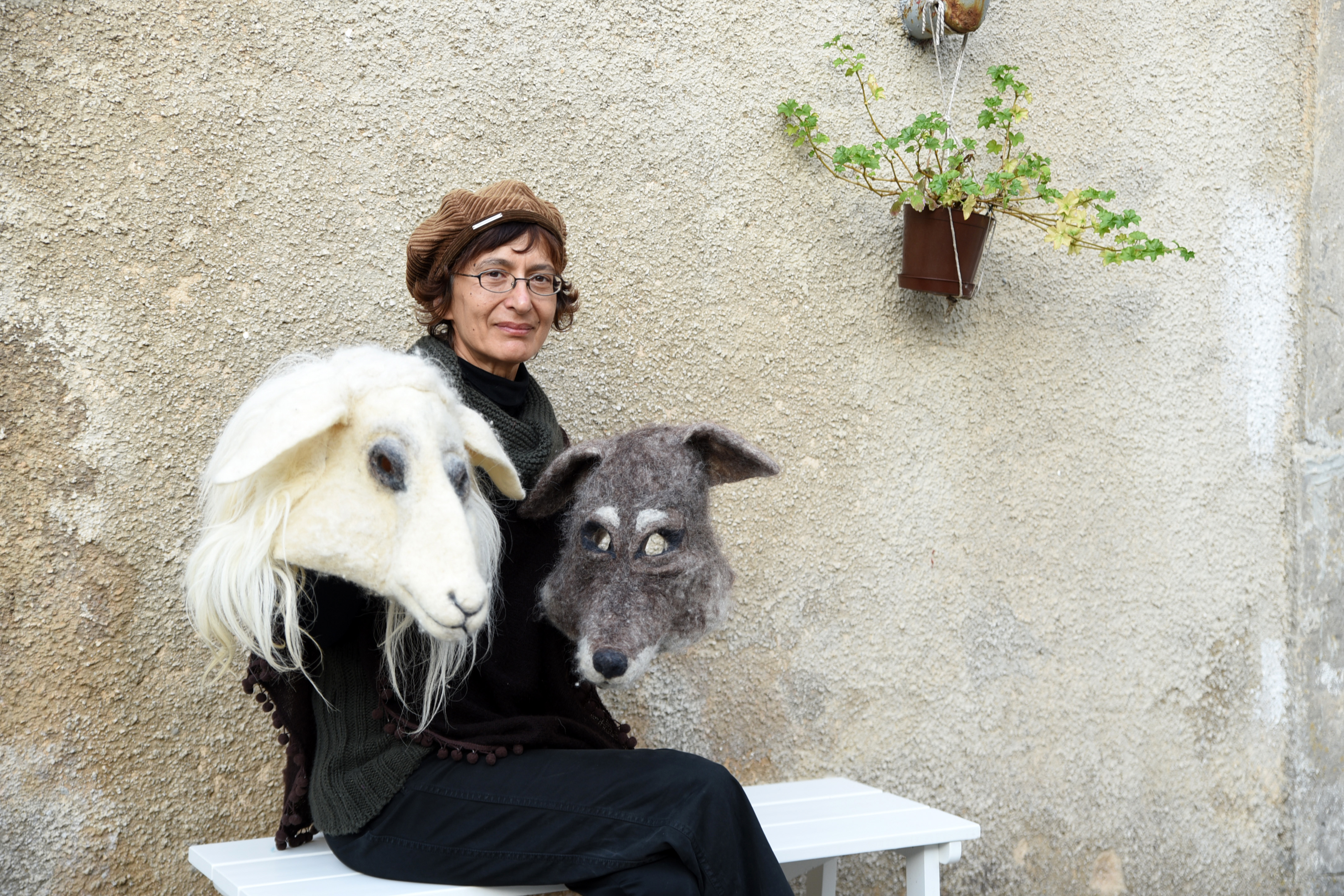 Filcanje vune posve je promijenilo moj život / Foto Walter SALKOVIĆ