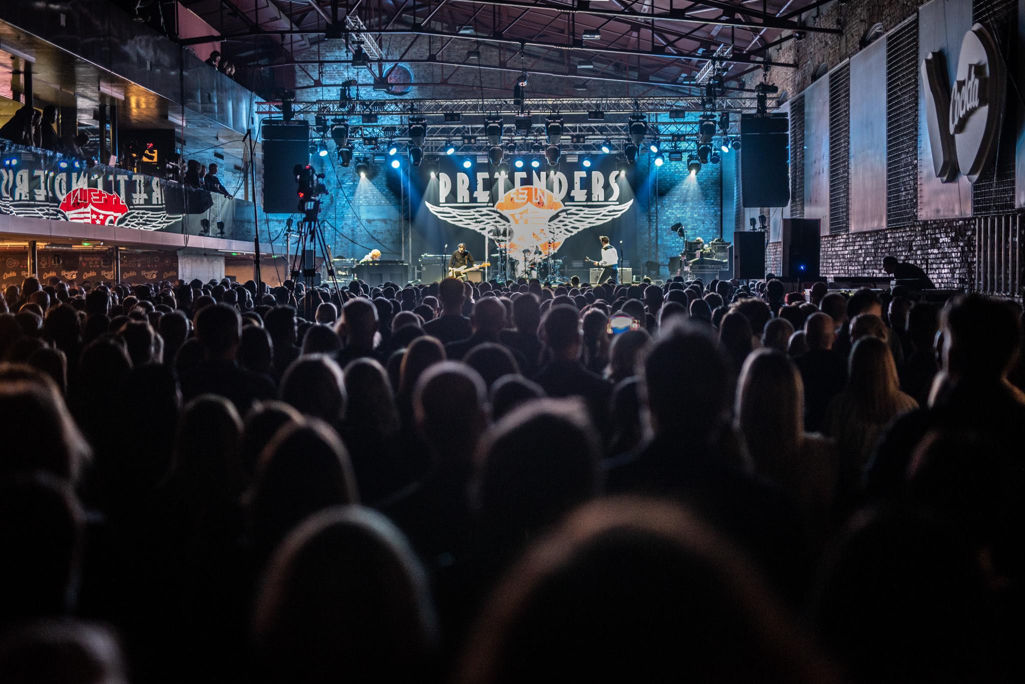 Yammatovo: Pretenders u Laubi / Foto Vedran Metelko i Niko Goga