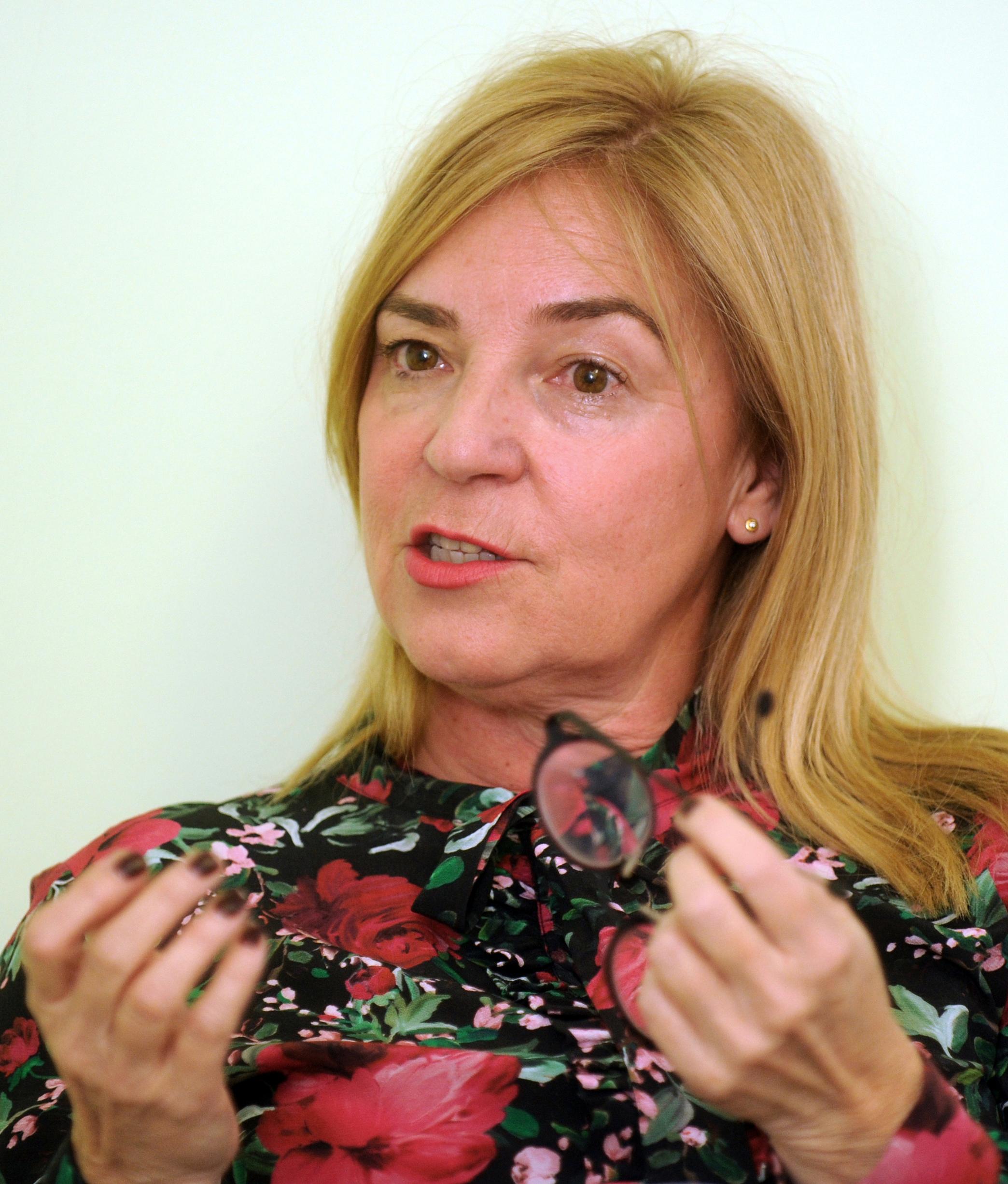 Helenca Pirnat Dragičević / Snimio Darko JELINEK