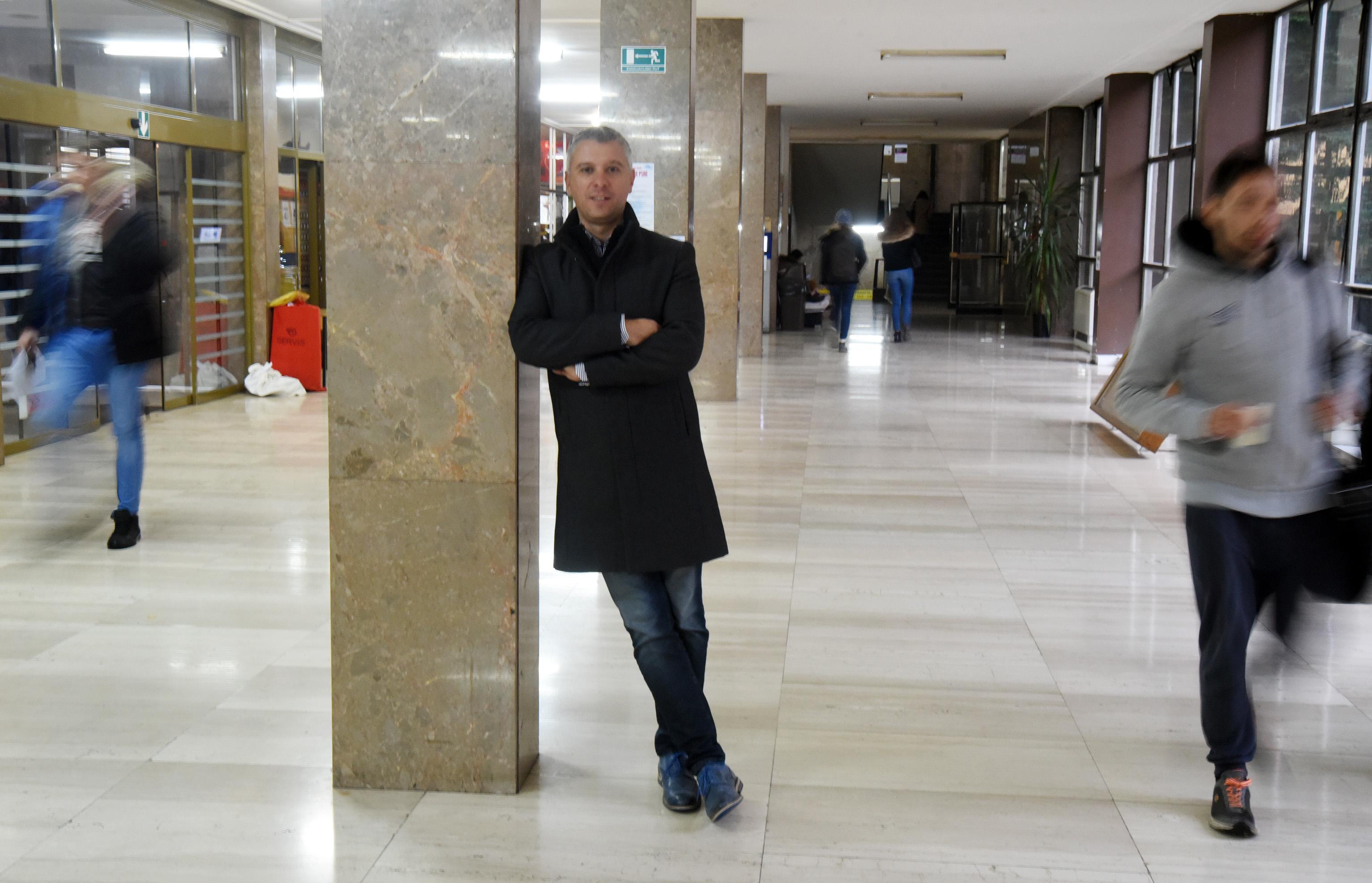 Hrvoje Klasić / Snimio Denis LOVROVIĆ