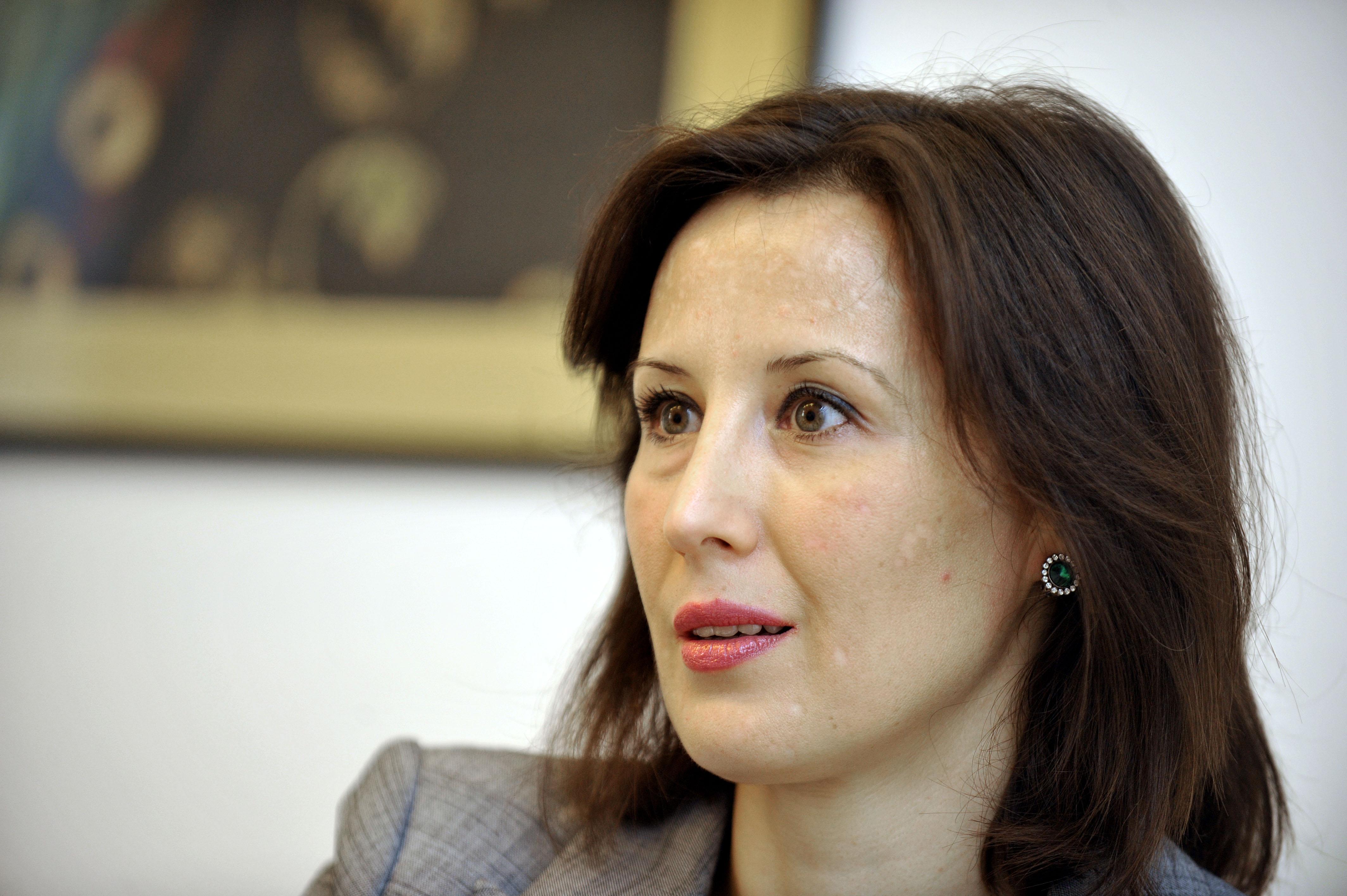 Dalija Orešković, snimio Davor KOVAČEVIĆ