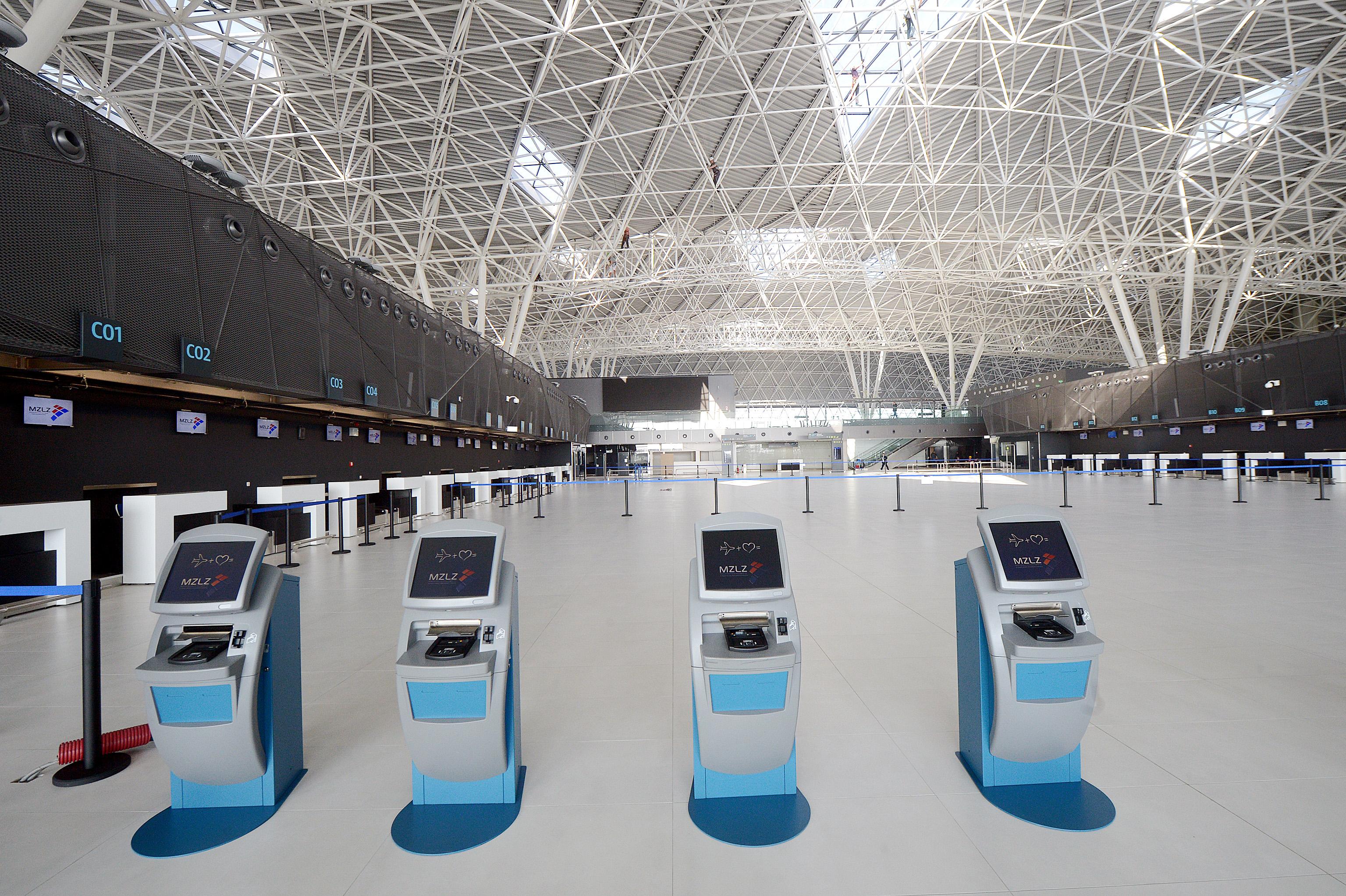 Zracna Luka Franjo Tuđman Pogledajte Impresivni Novi Terminal Zagrebackog Aerodroma Novi List