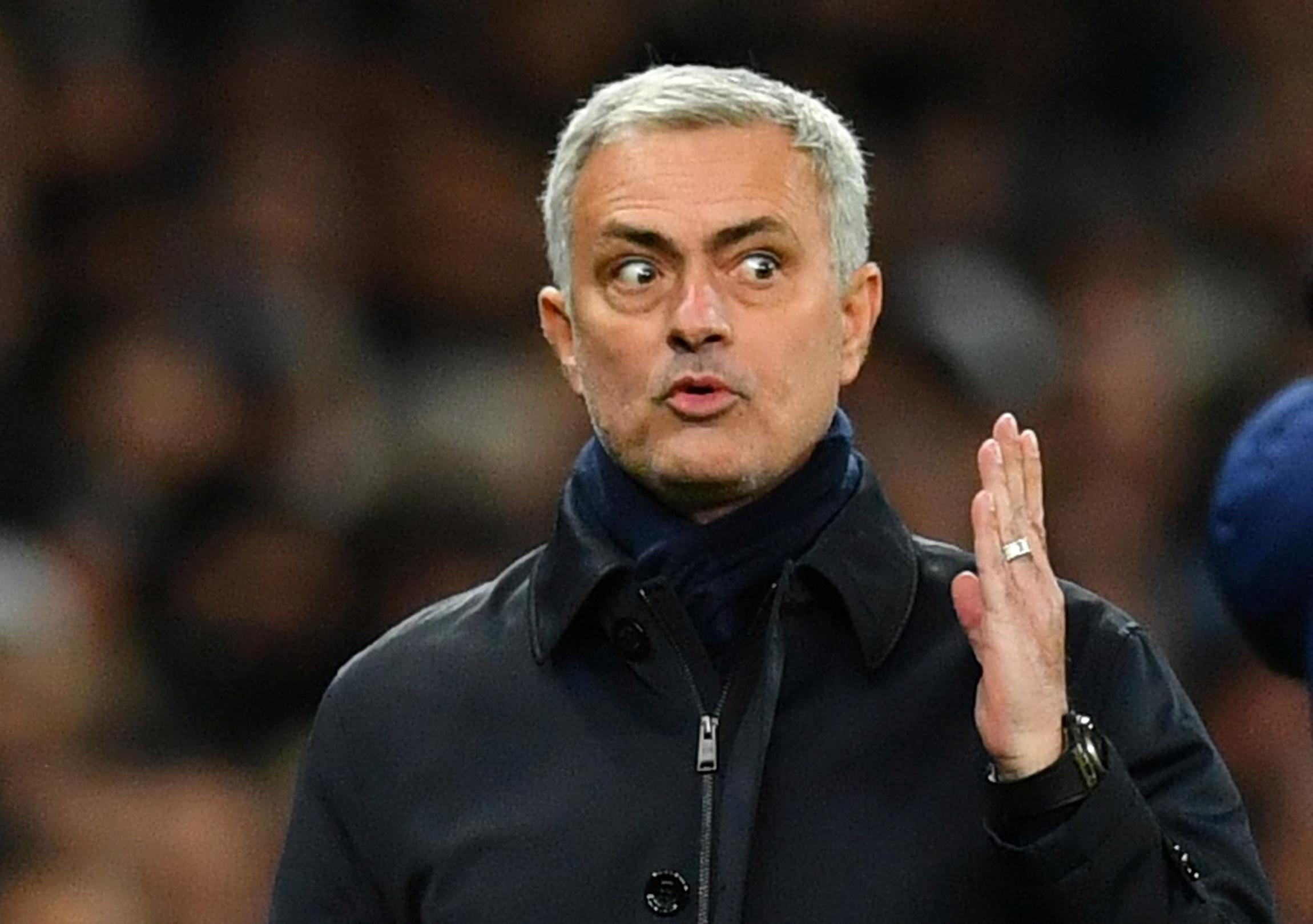 Jose Mourinho/Foto REUTERS