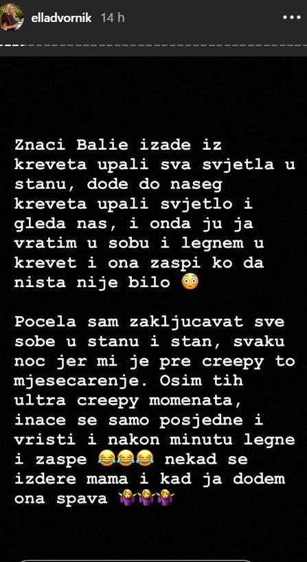 Ella Dvornik/Instagram